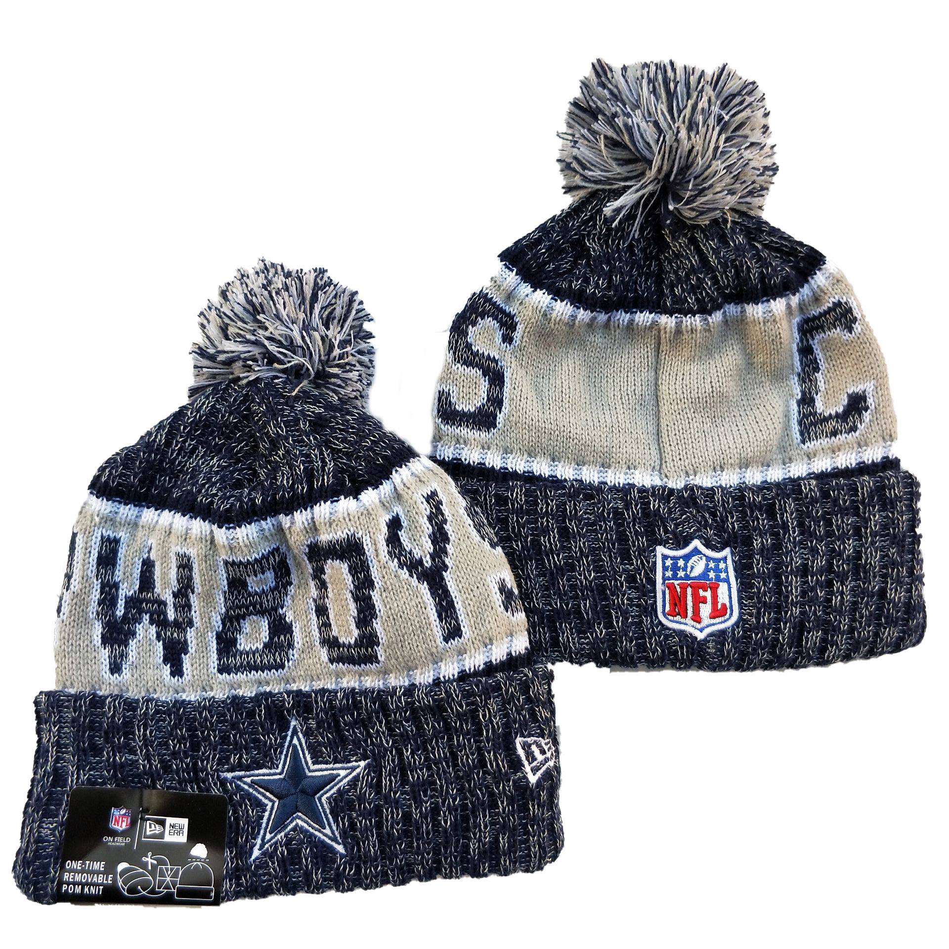 Dallas Cowboys Knit Hats 073