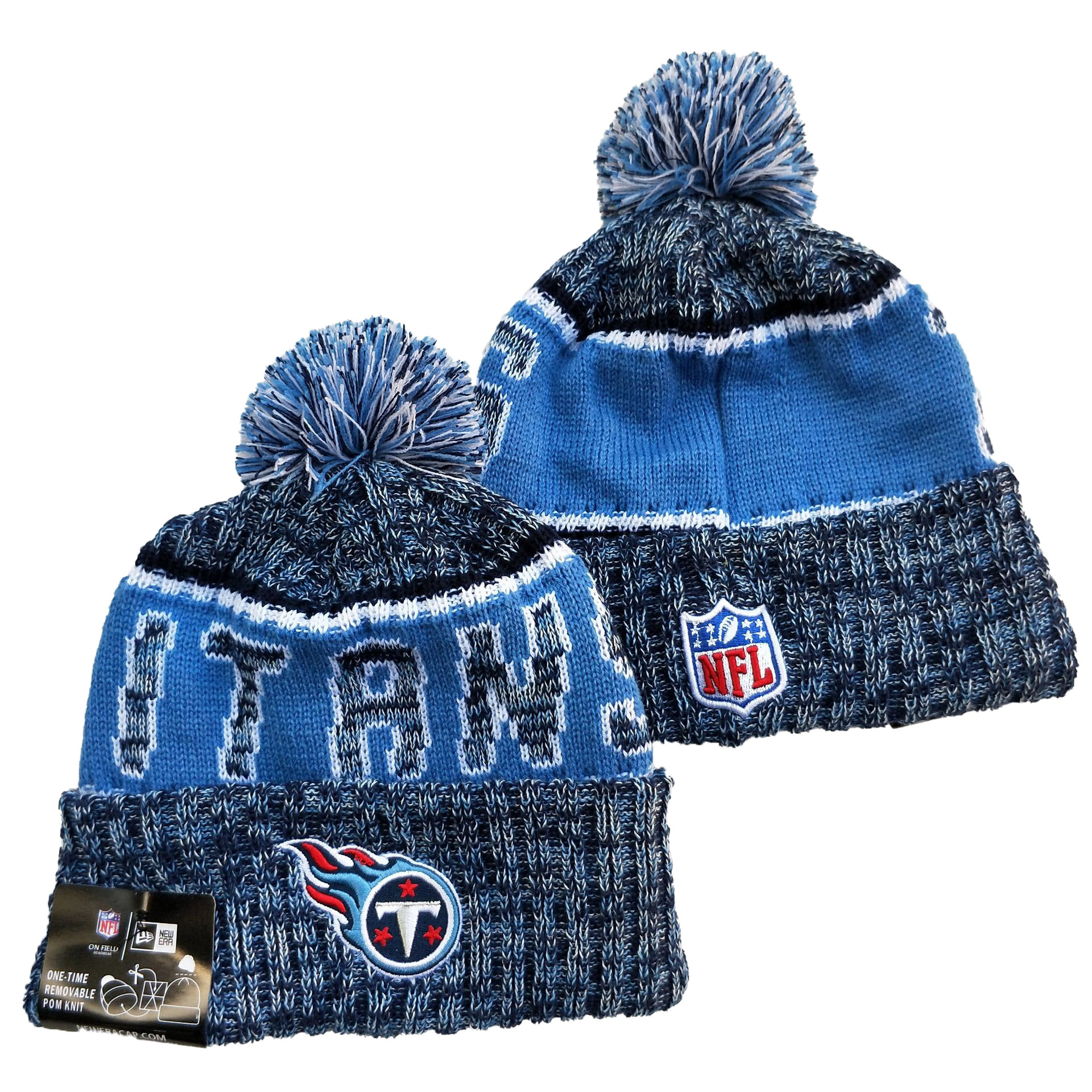 Tennessee Titans Knit Hats 026