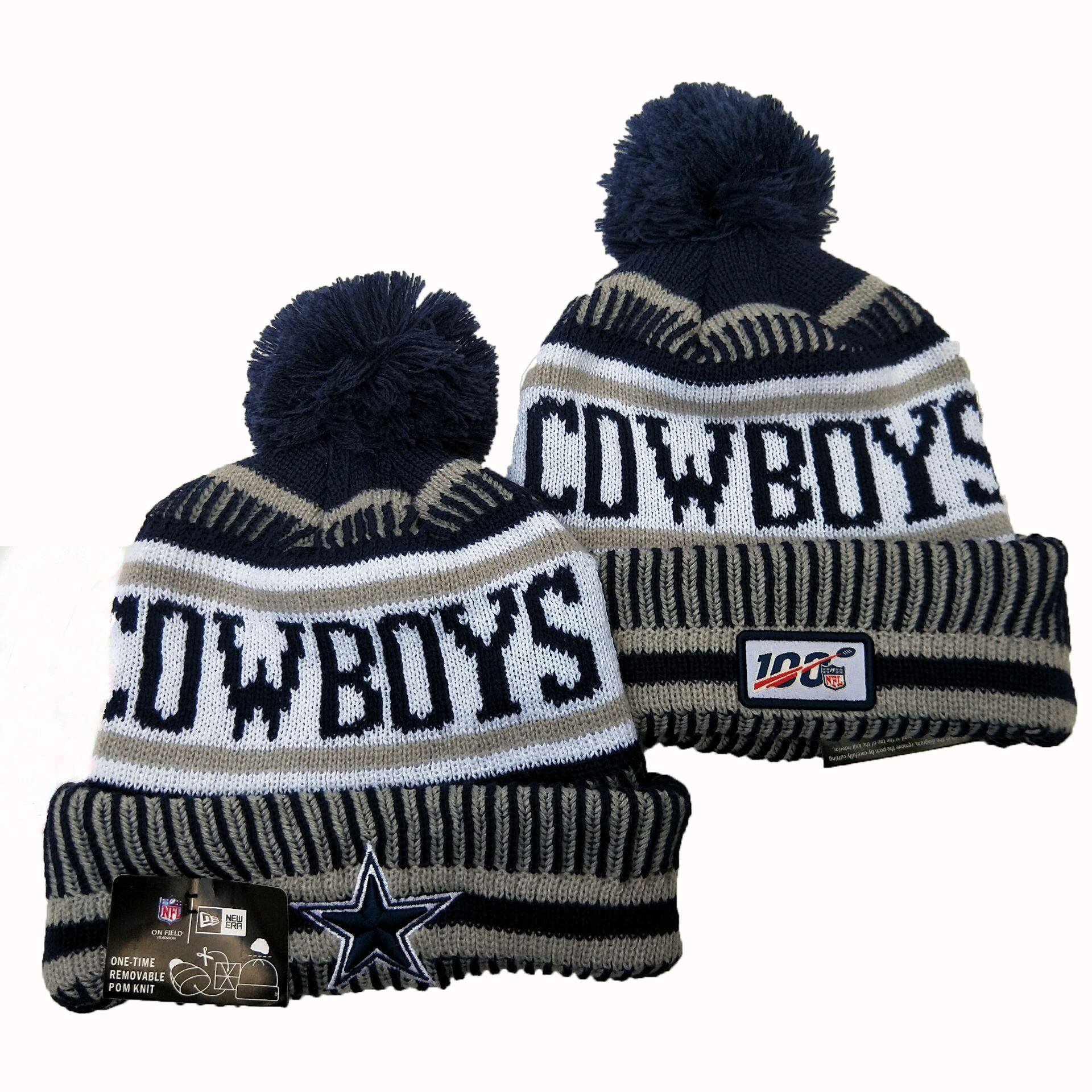 Dallas Cowboys Knit Hats 071