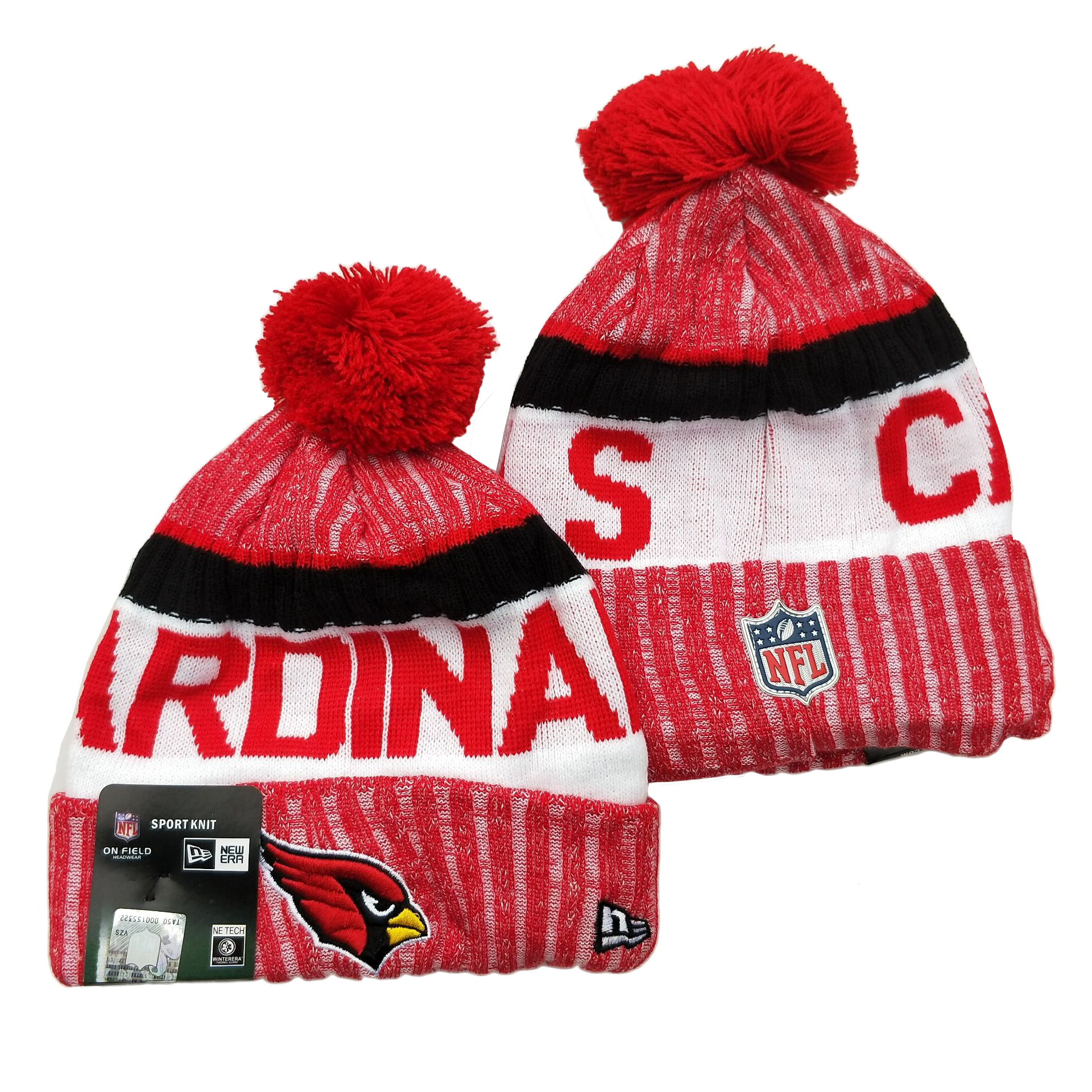 Arizona Cardinals Knit Hats 028