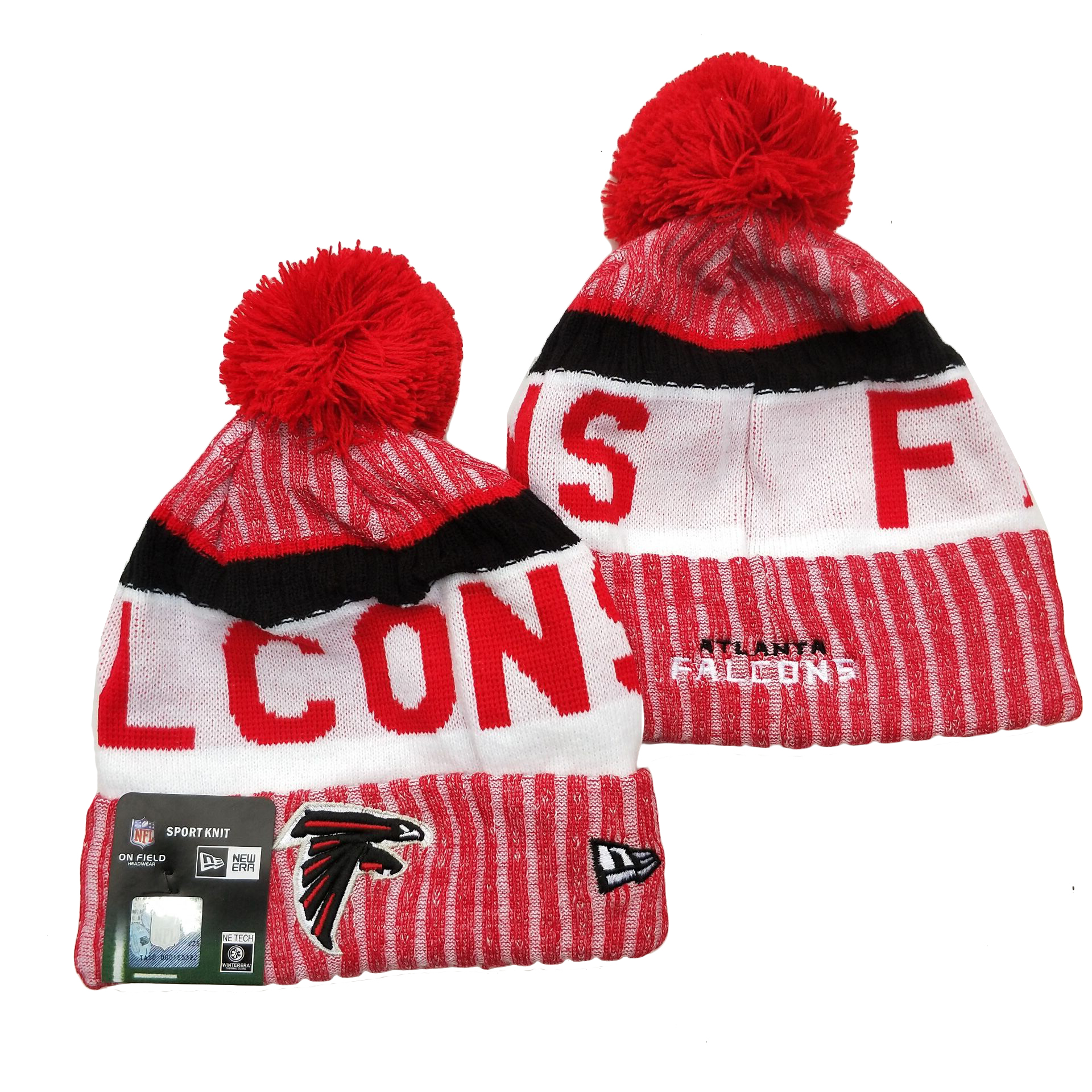 Atlanta Falcons Knit Hats 050