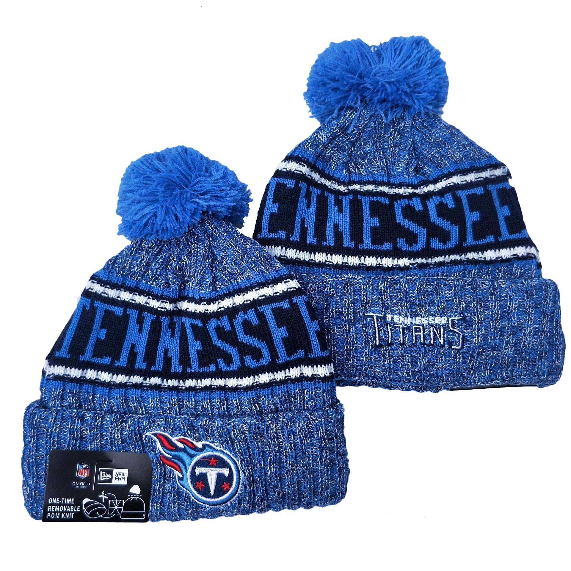 Tennessee Titans Knit Hats 028