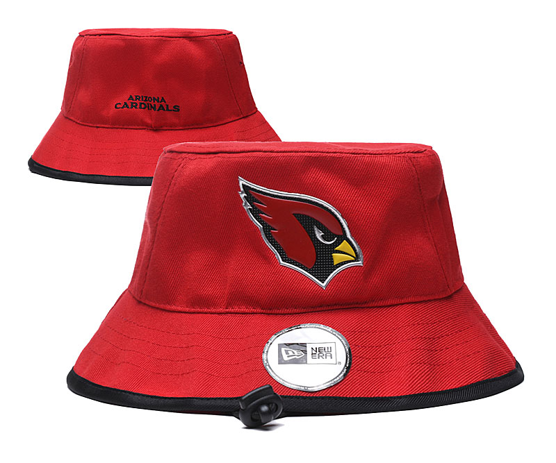 Arizona Cardinals Stitched Bucket Fisherman Hats 021