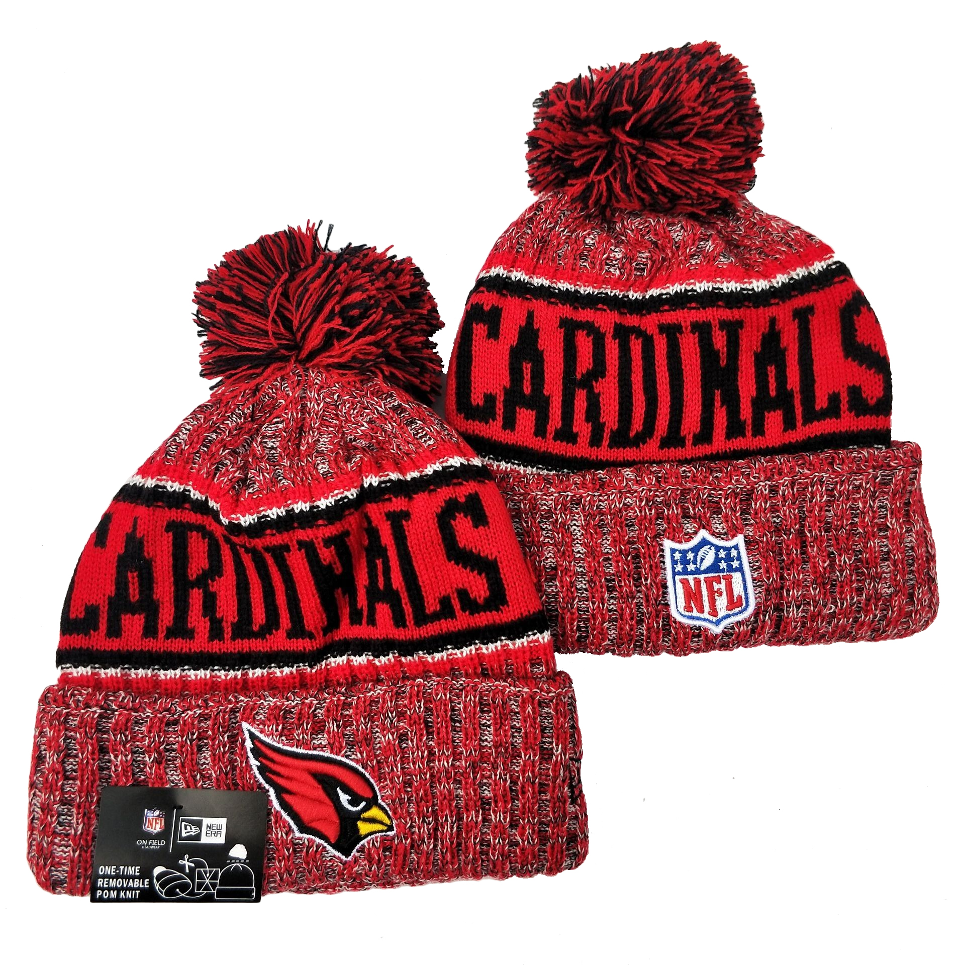 Arizona Cardinals Knit Hats 029