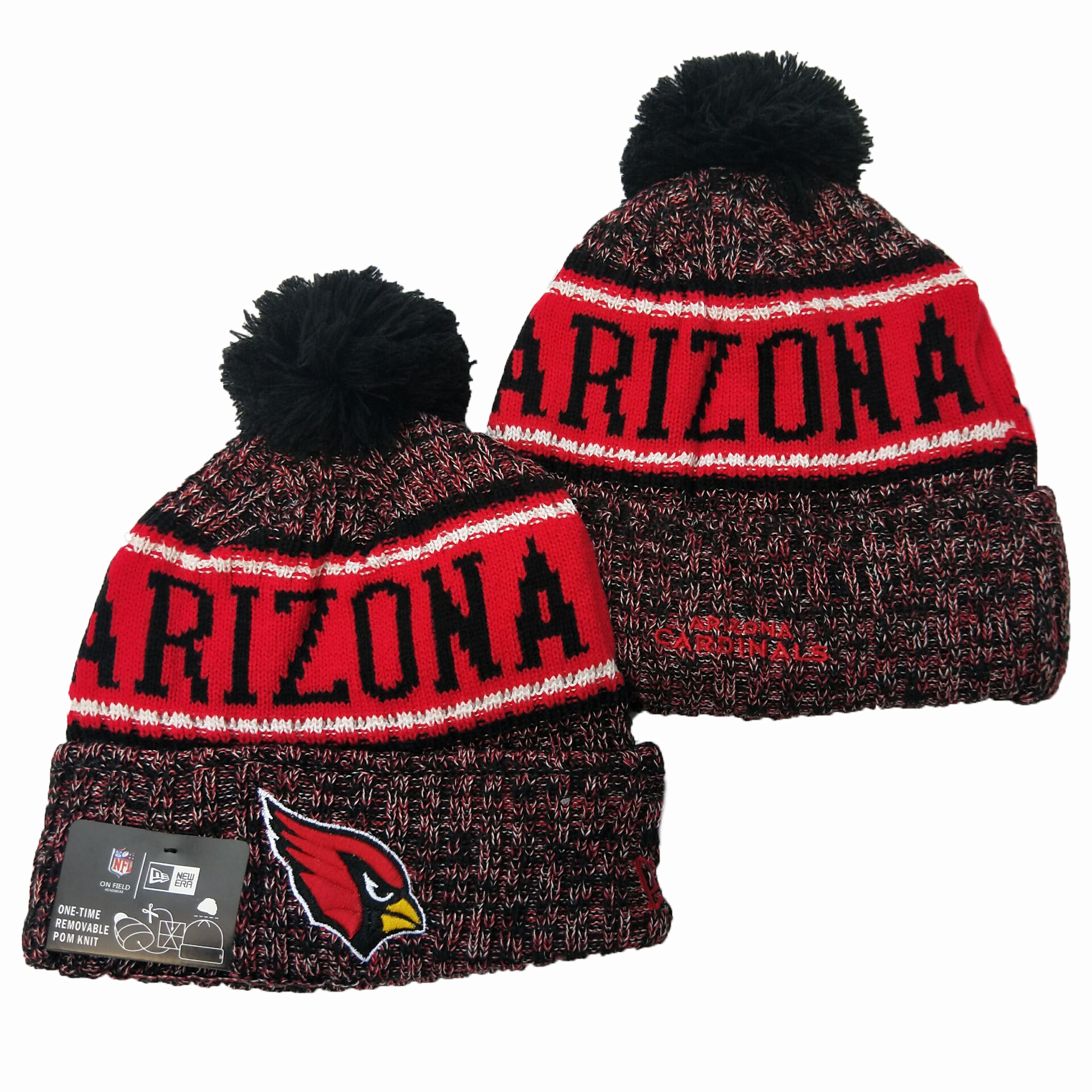 Arizona Cardinals Knit Hats 030