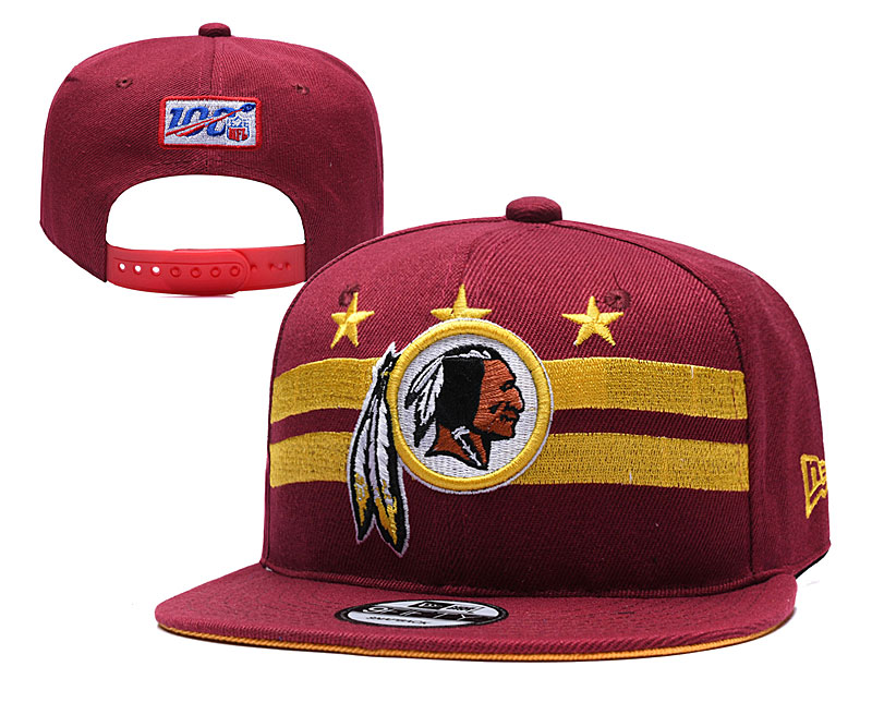 NFL Washington Redskins Stitched Snapback Hats 018