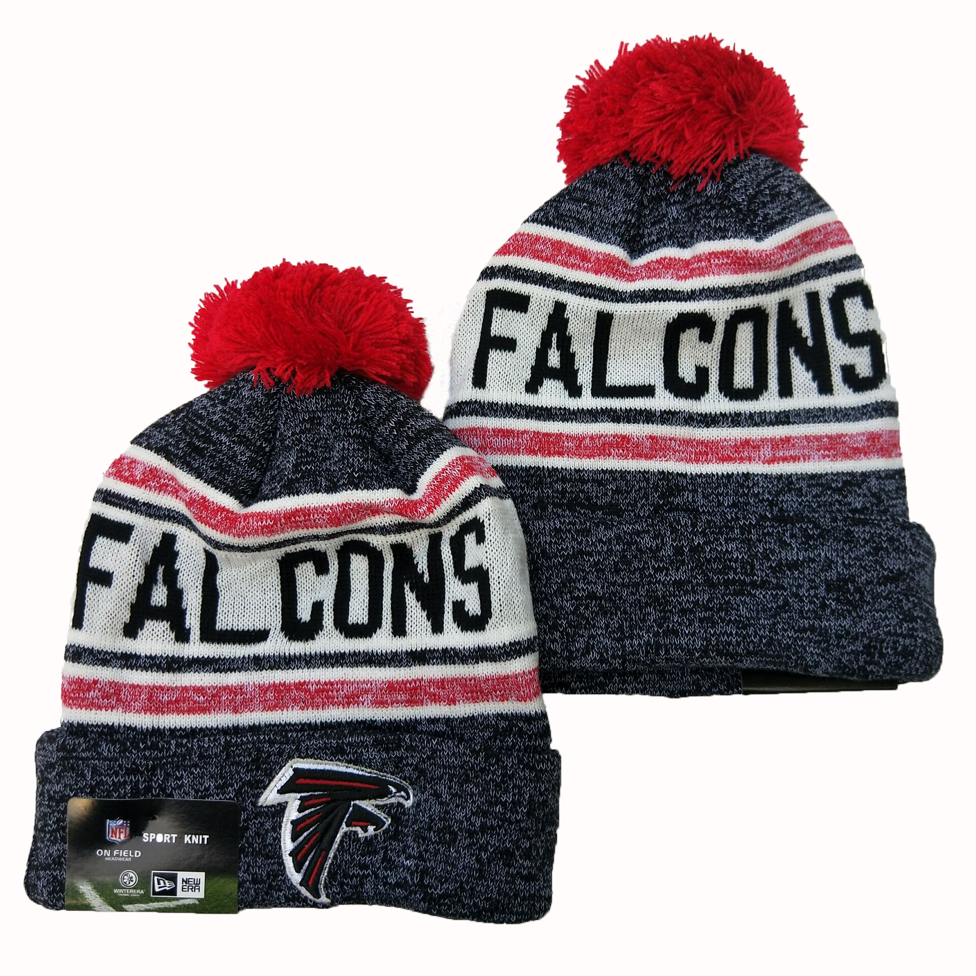Atlanta Falcons Knit Hats 056