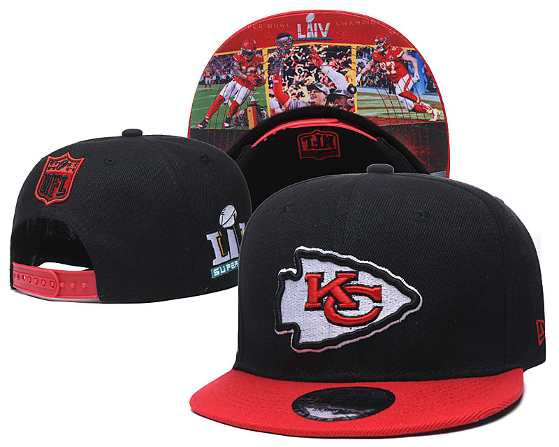 Kansas City Chiefs Stitched Super Bowl Snapback Hats 039