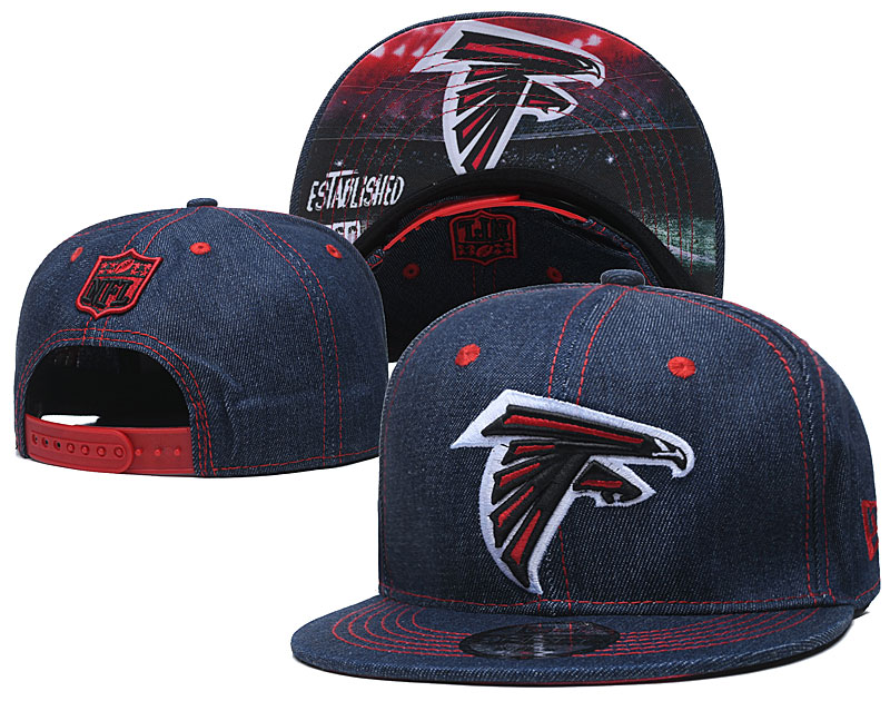 Atlanta Falcons Stitched Snapback Hats 032
