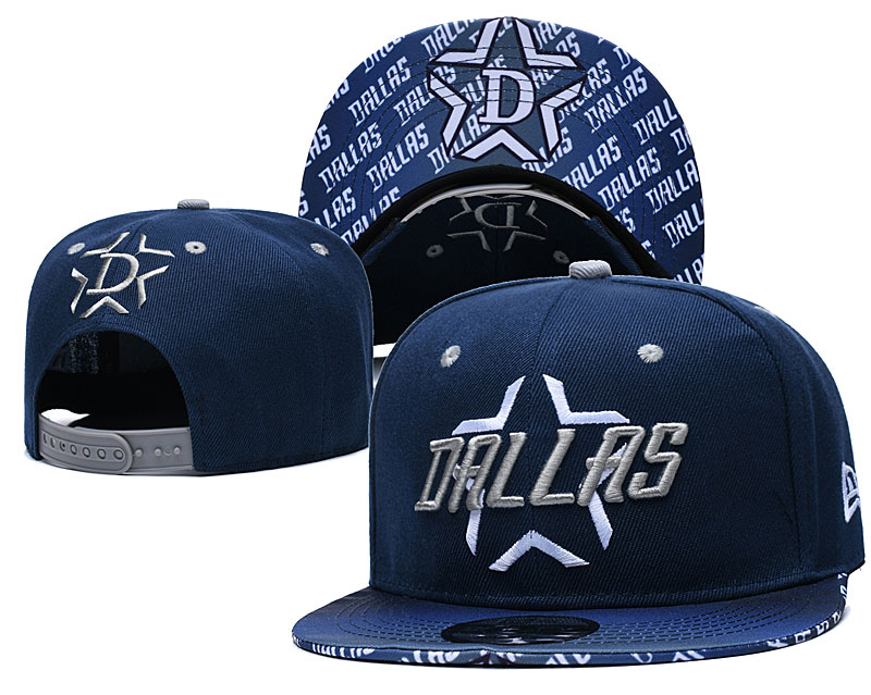 Dallas Cowboys Stitched Snapback Hats 056