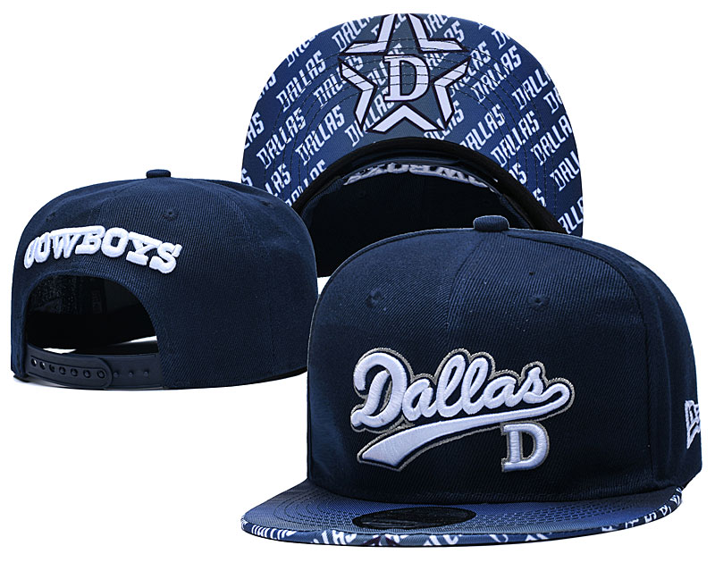 Dallas Cowboys Stitched Snapback Hats 057