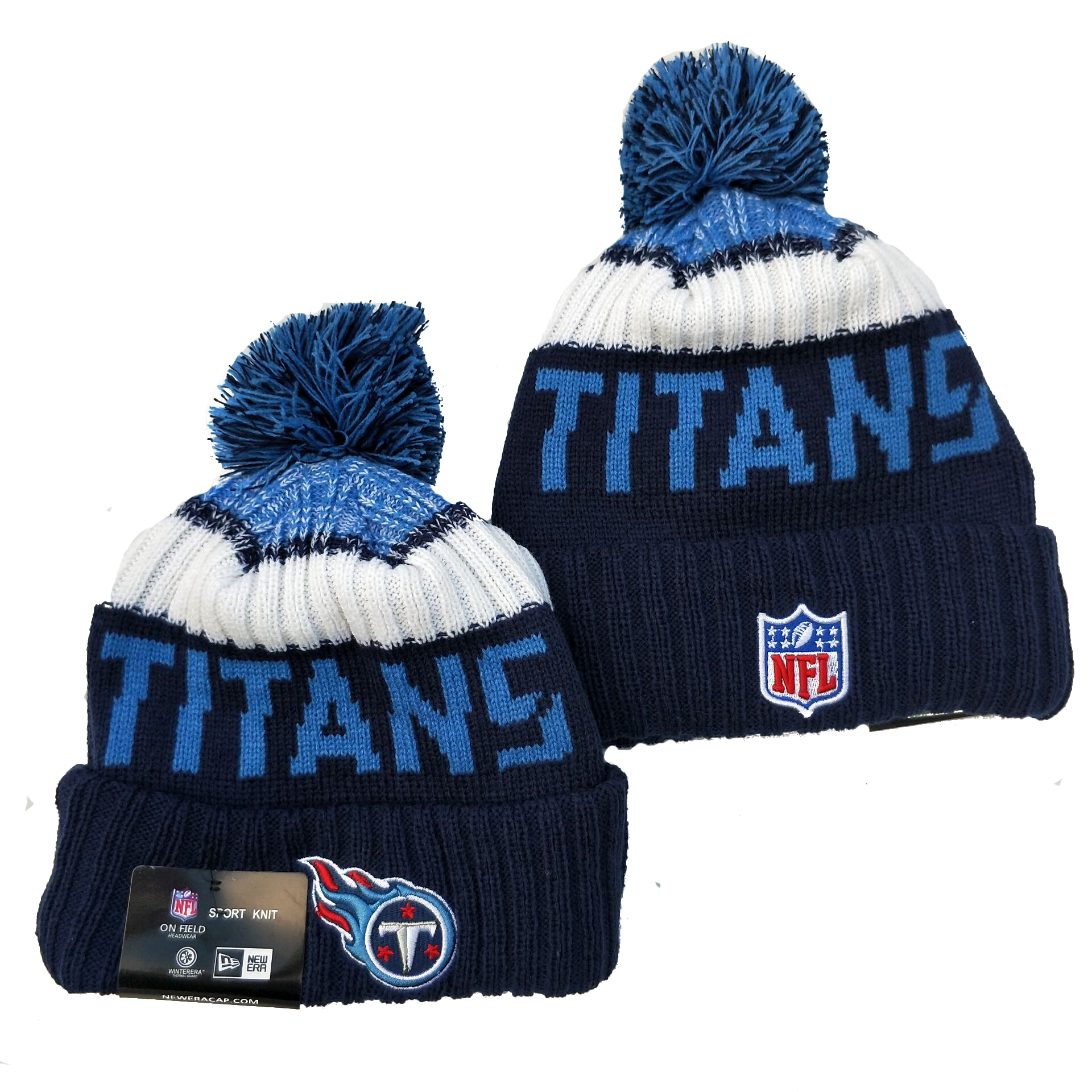 Tennessee Titans Knit Hats 027