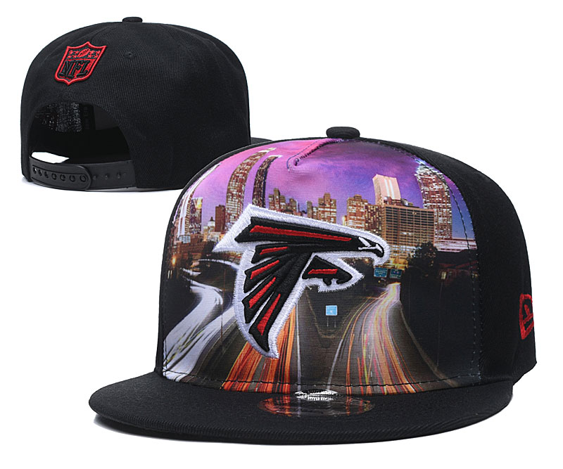 Atlanta Falcons Stitched Snapback Hats 033
