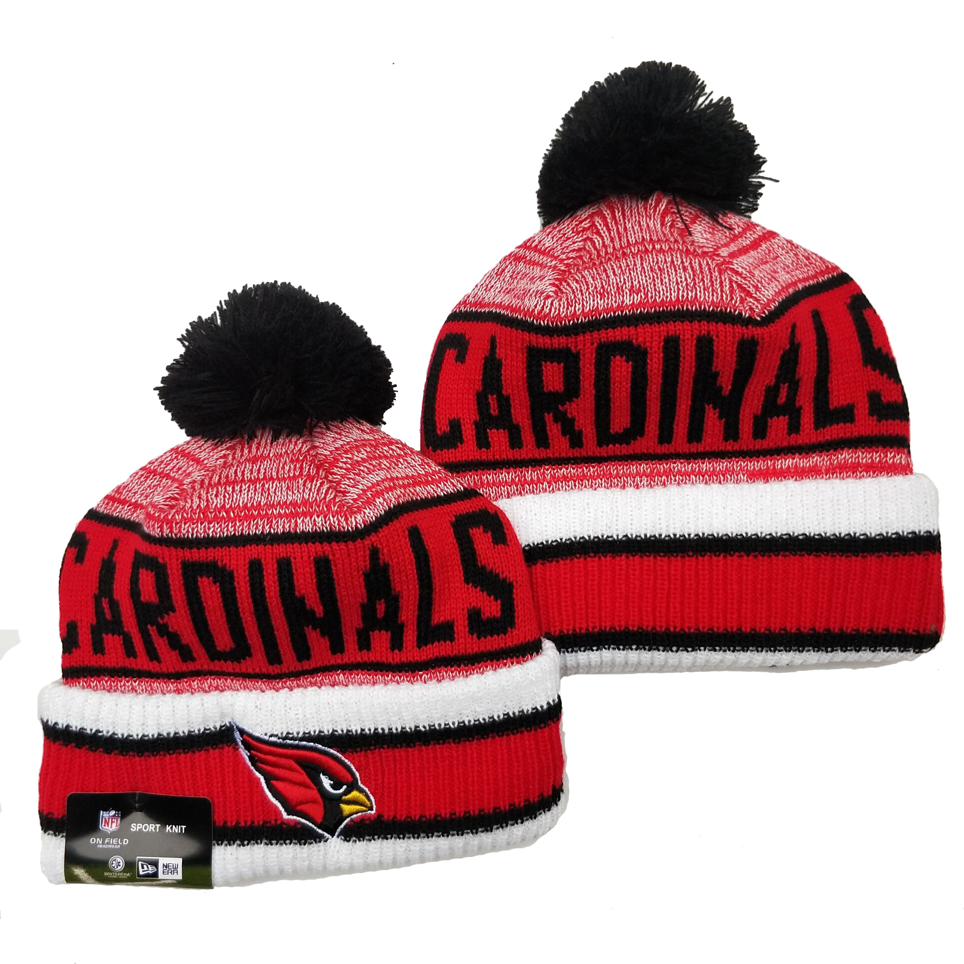 Arizona Cardinals Knit Hats 039