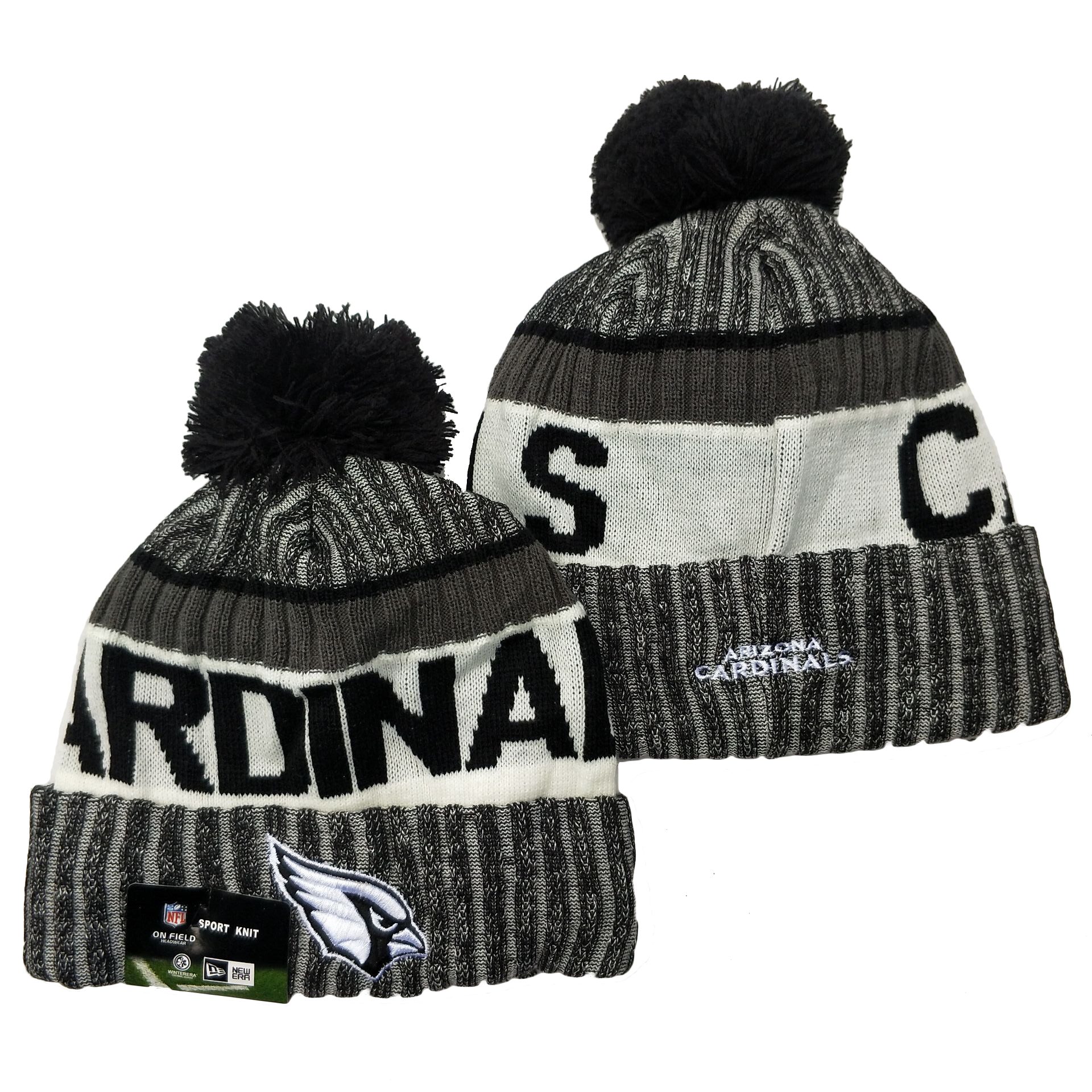 Arizona Cardinals Knit Hats 035