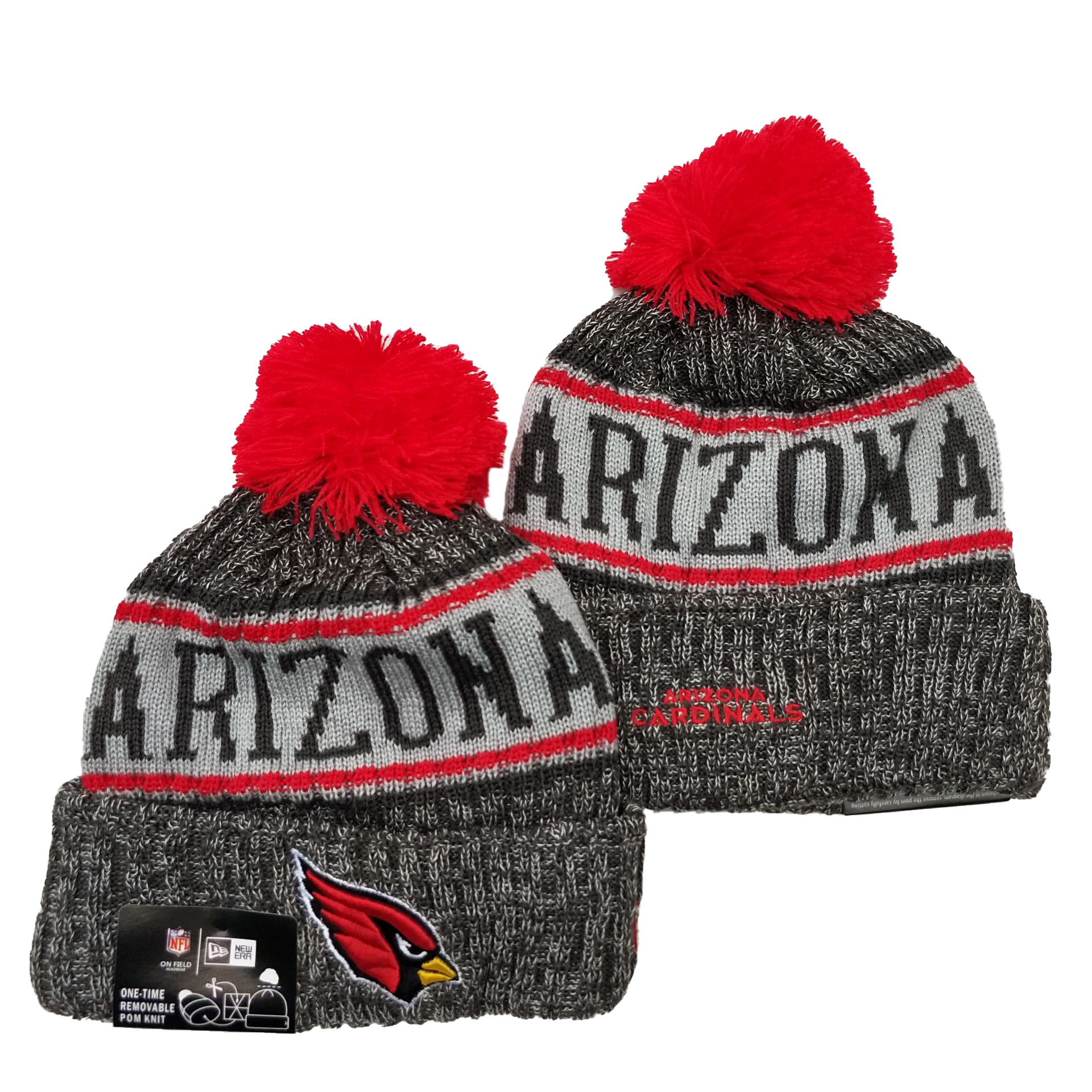 Arizona Cardinals Knit Hats 033