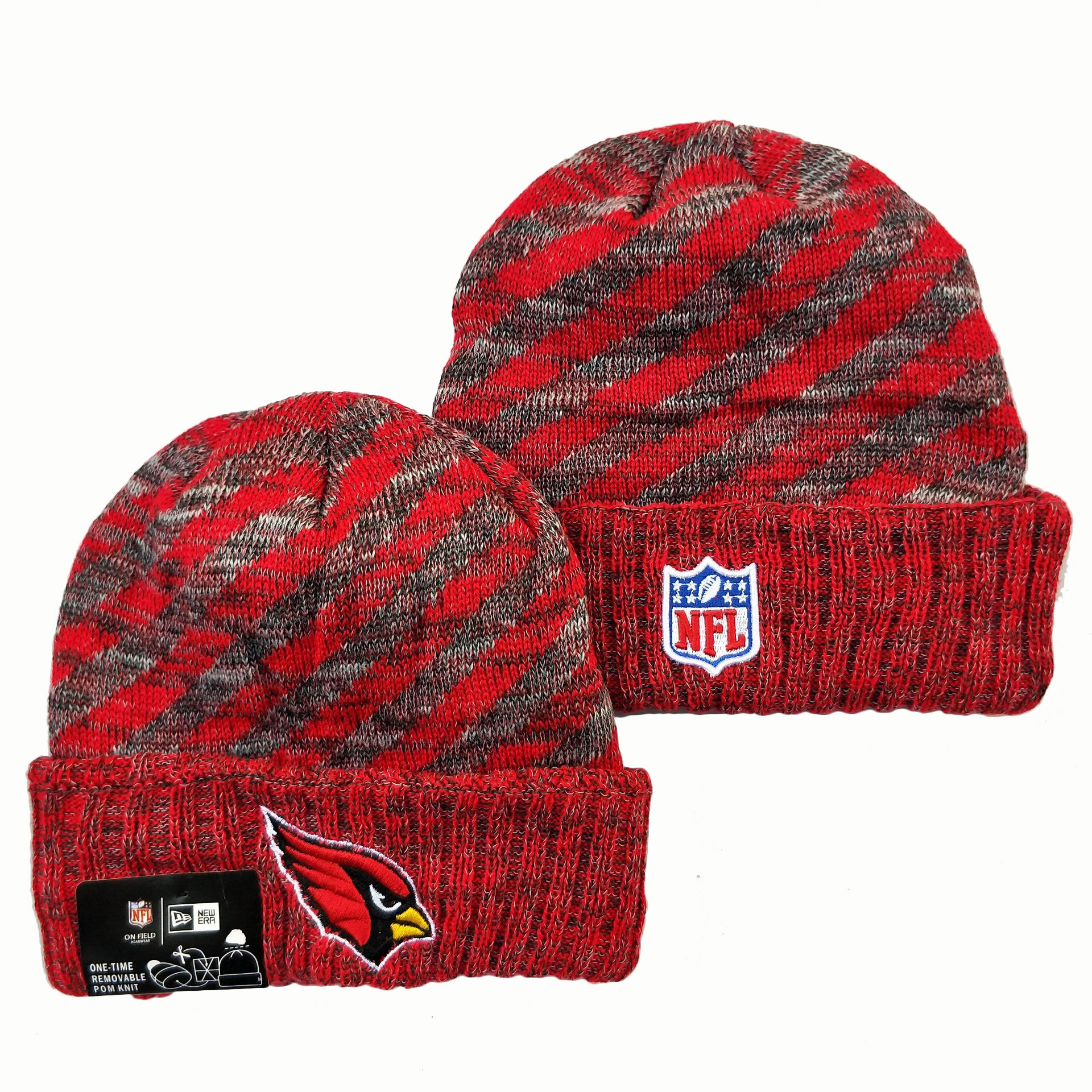 Arizona Cardinals Knit Hats 037