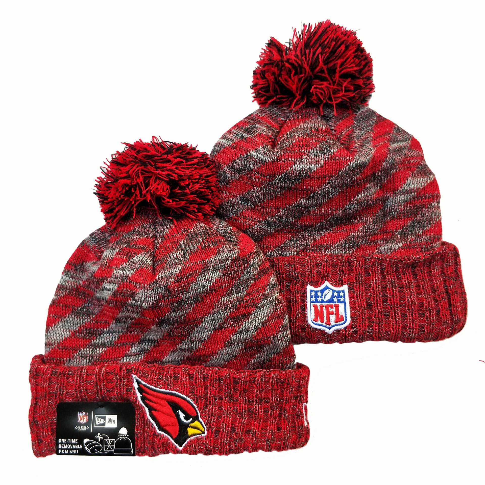 Arizona Cardinals Knit Hats 036