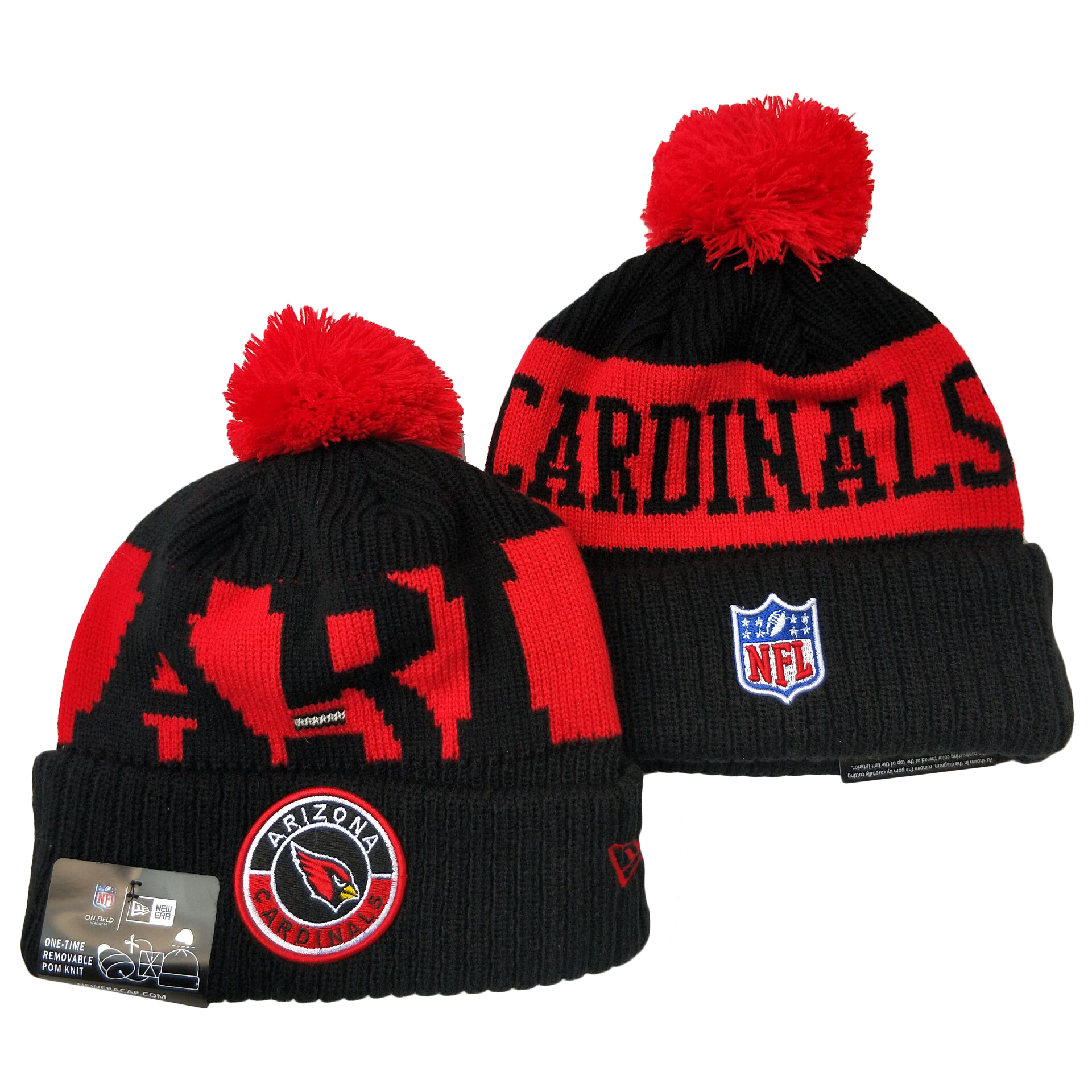Arizona Cardinals Knit Hats 034