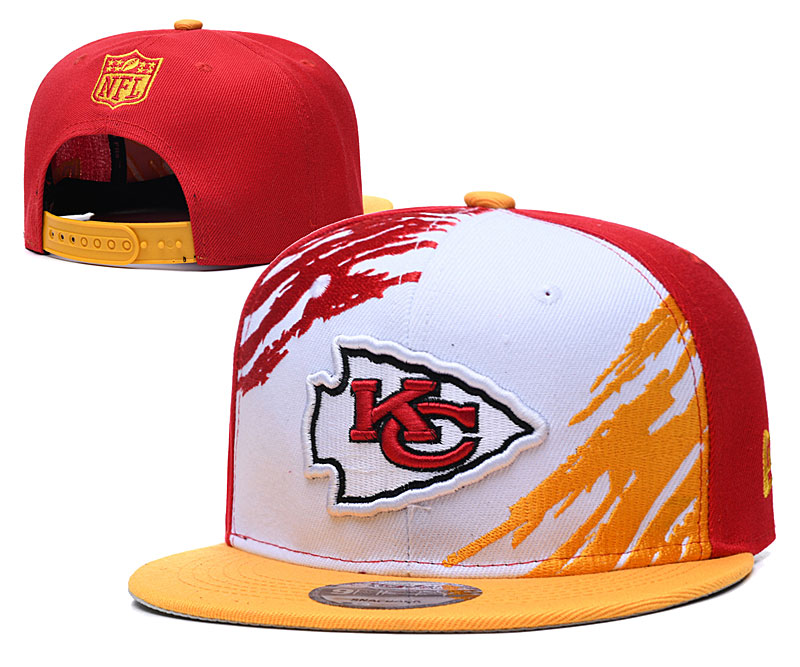 Kansas City Chiefs Stitched Snapback Hats 072
