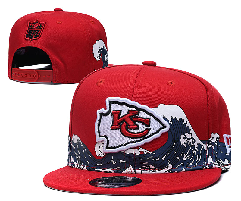 Kansas City Chiefs Stitched Snapback Hats 071