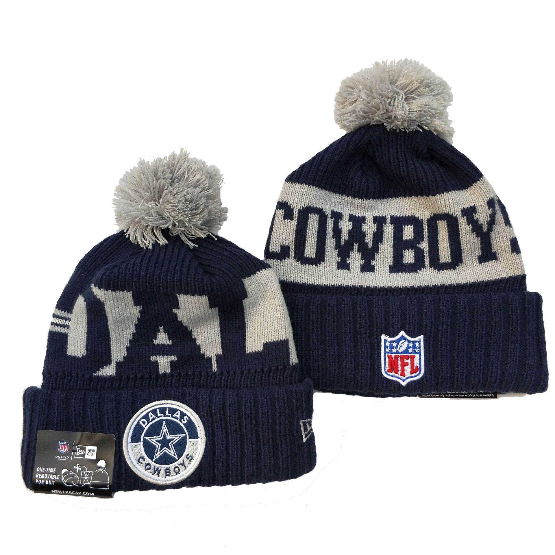 Dallas Cowboys Knit Hats 082