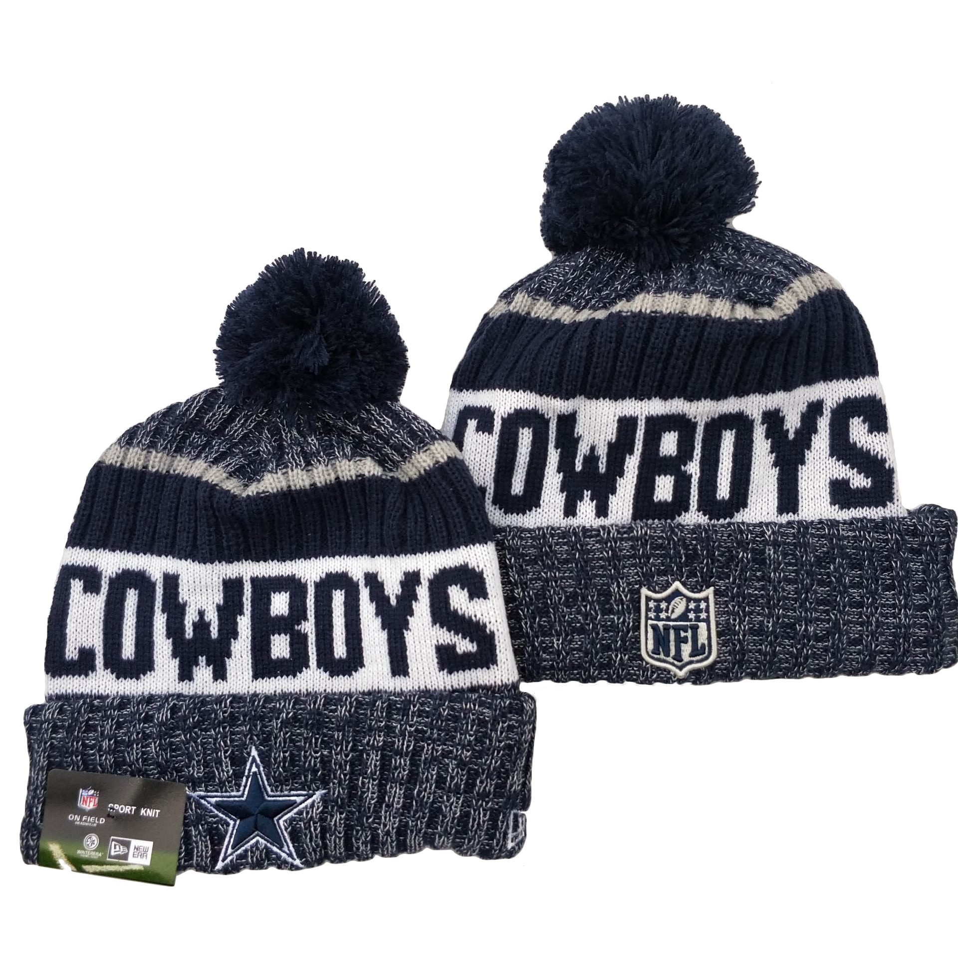 Dallas Cowboys Knit Hats 075