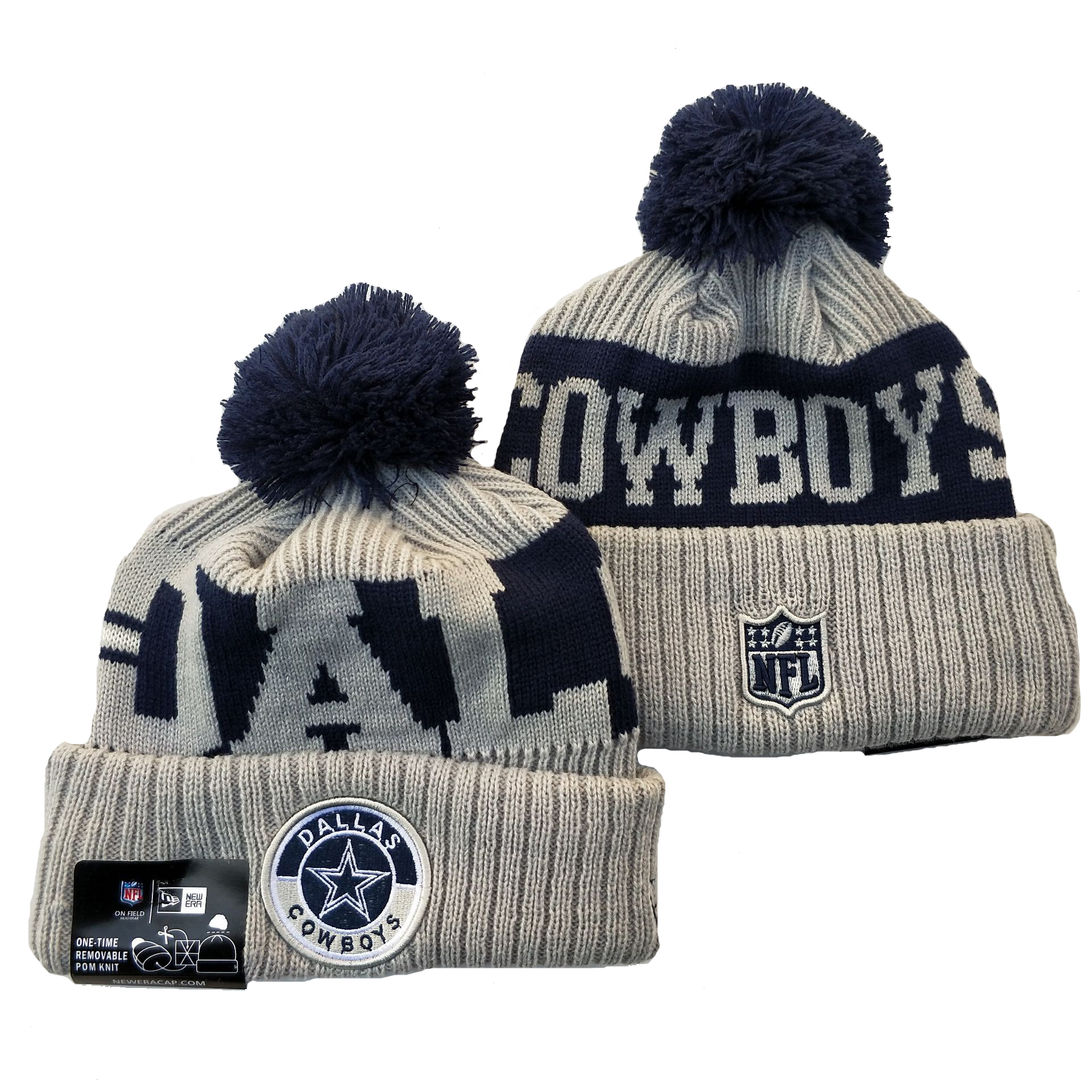 Dallas Cowboys Knit Hats 081