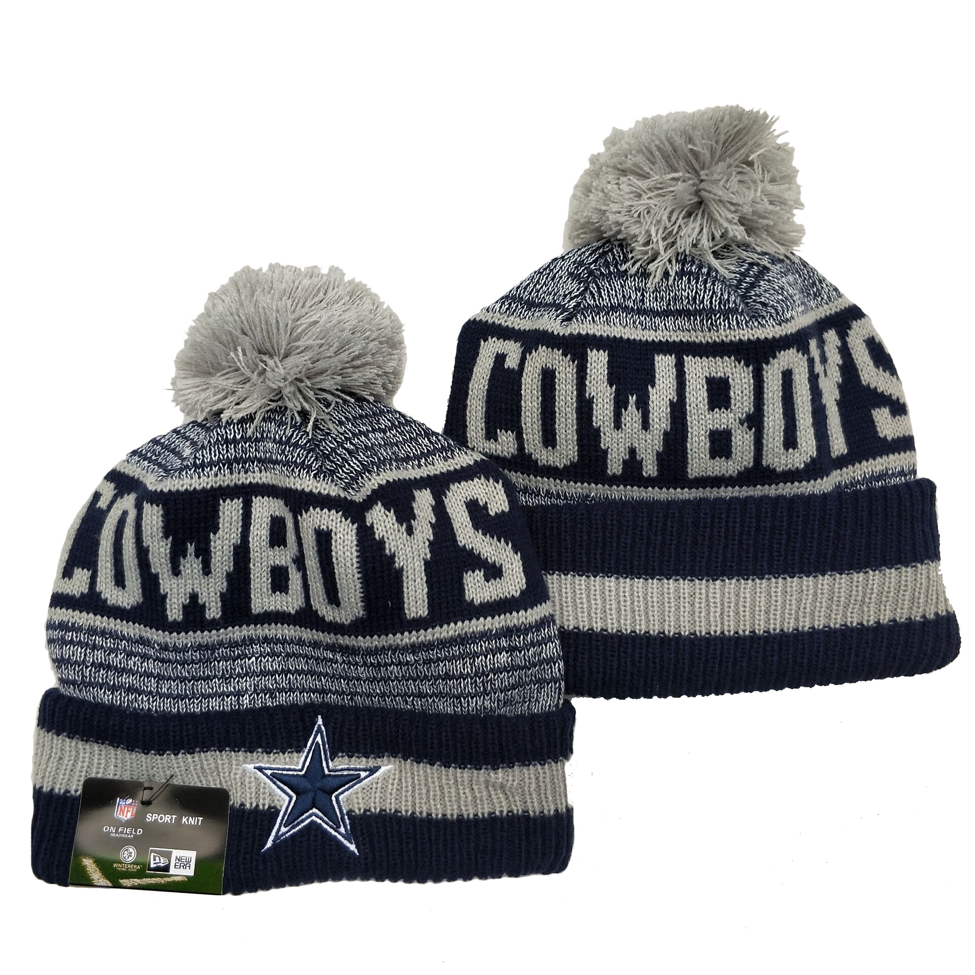 Dallas Cowboys Knit Hats 083