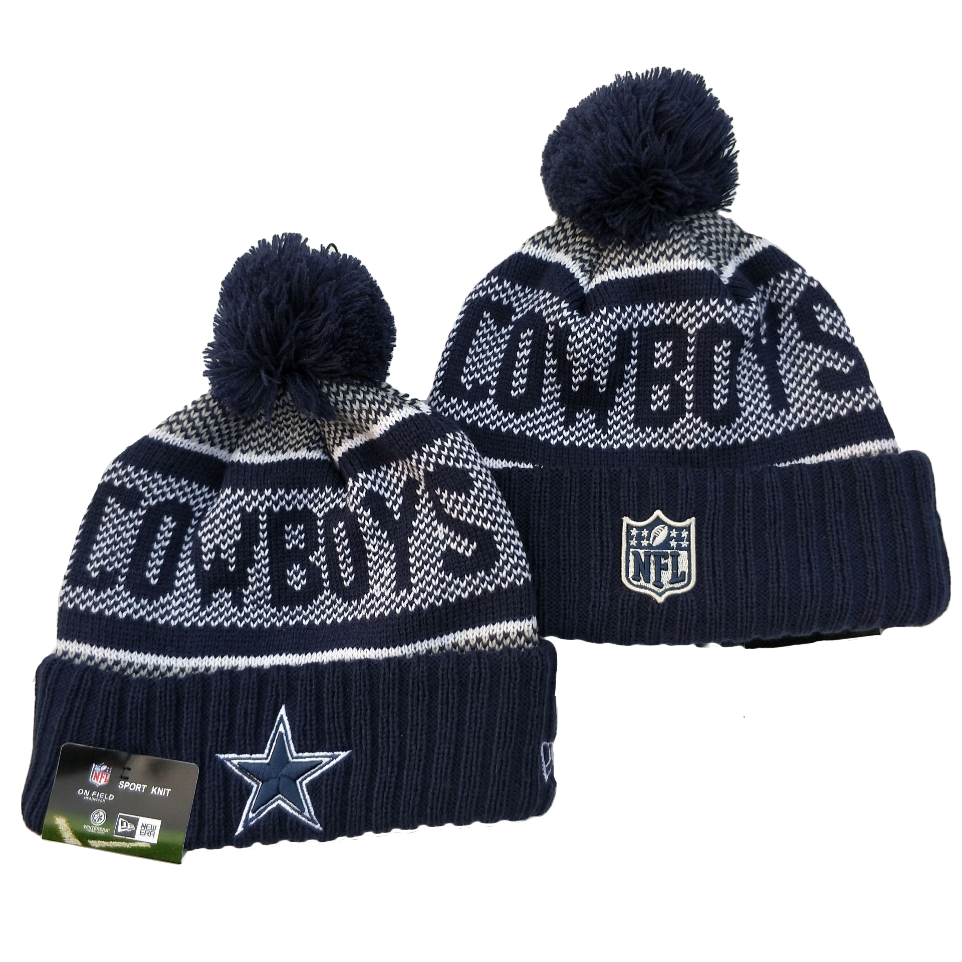 Dallas Cowboys Knit Hats 078