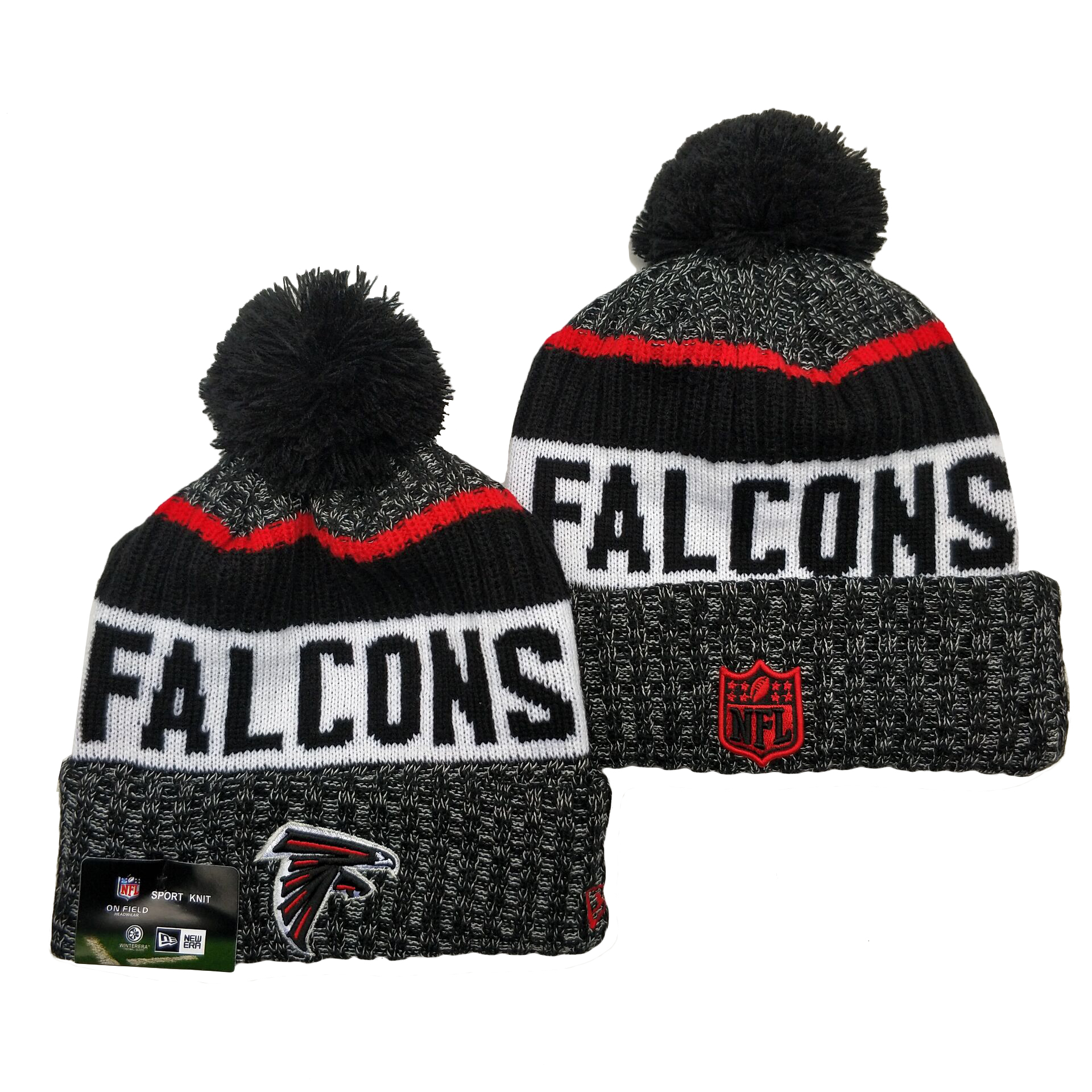 Atlanta Falcons Knit Hats 059