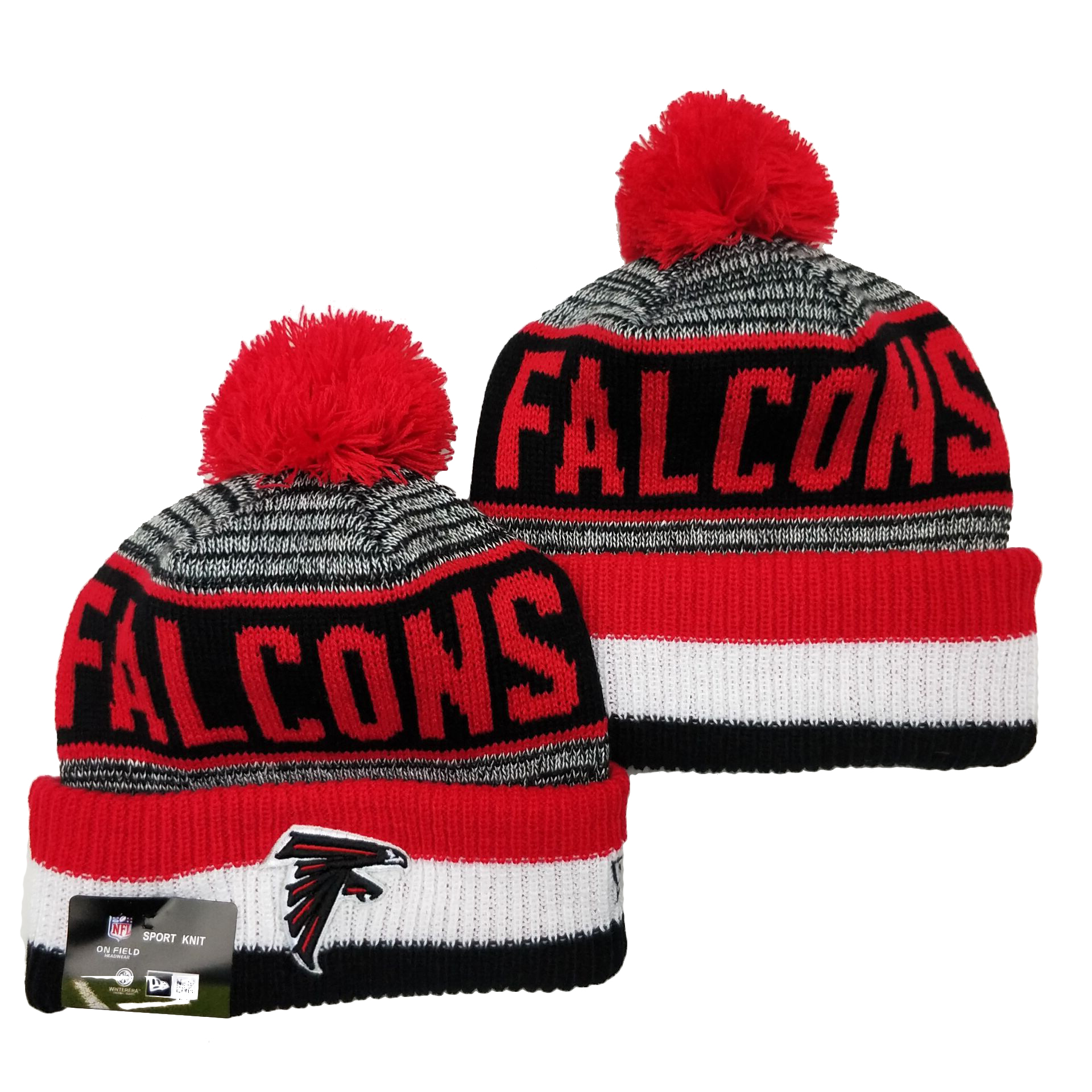 Atlanta Falcons Knit Hats 064