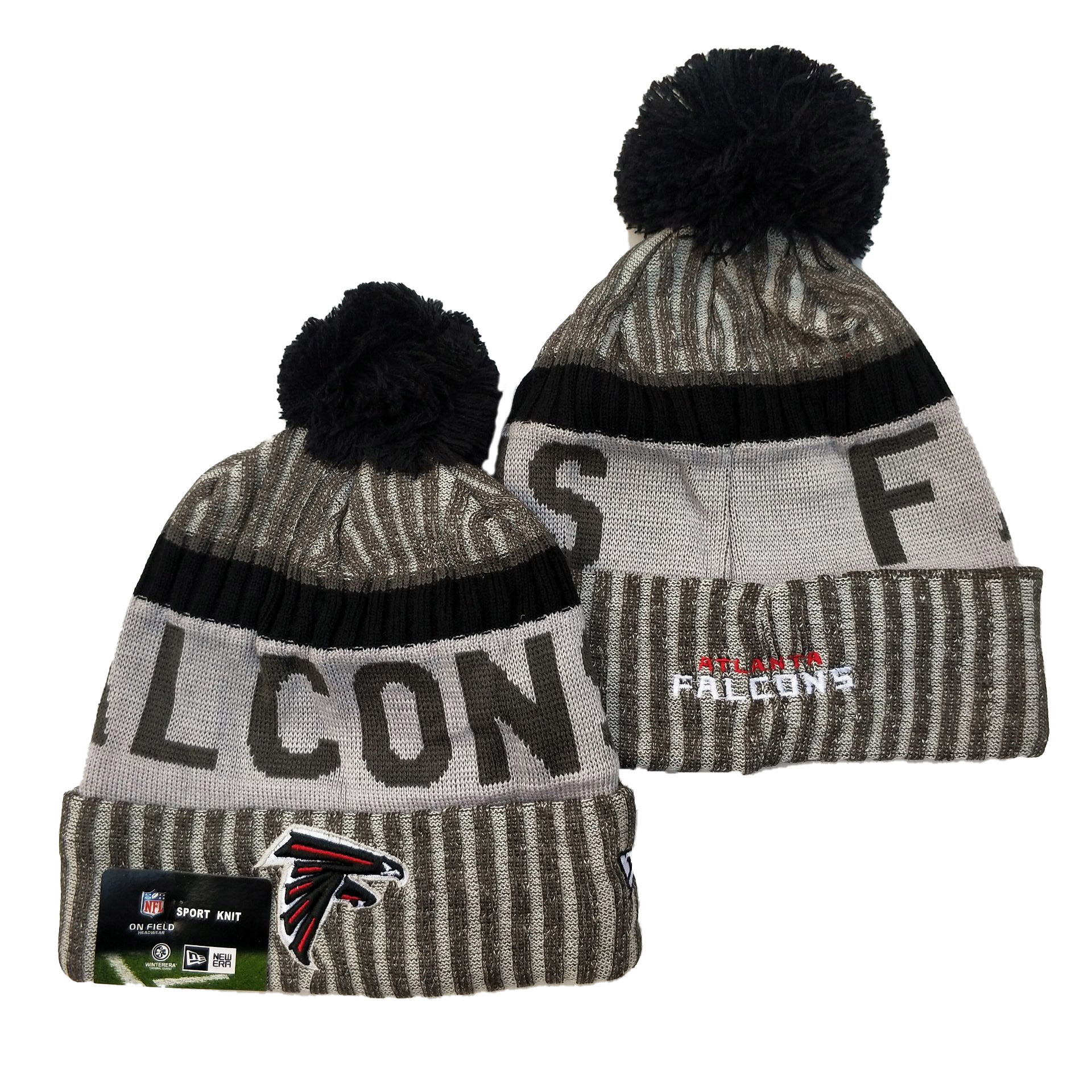 Atlanta Falcons Knit Hats 053