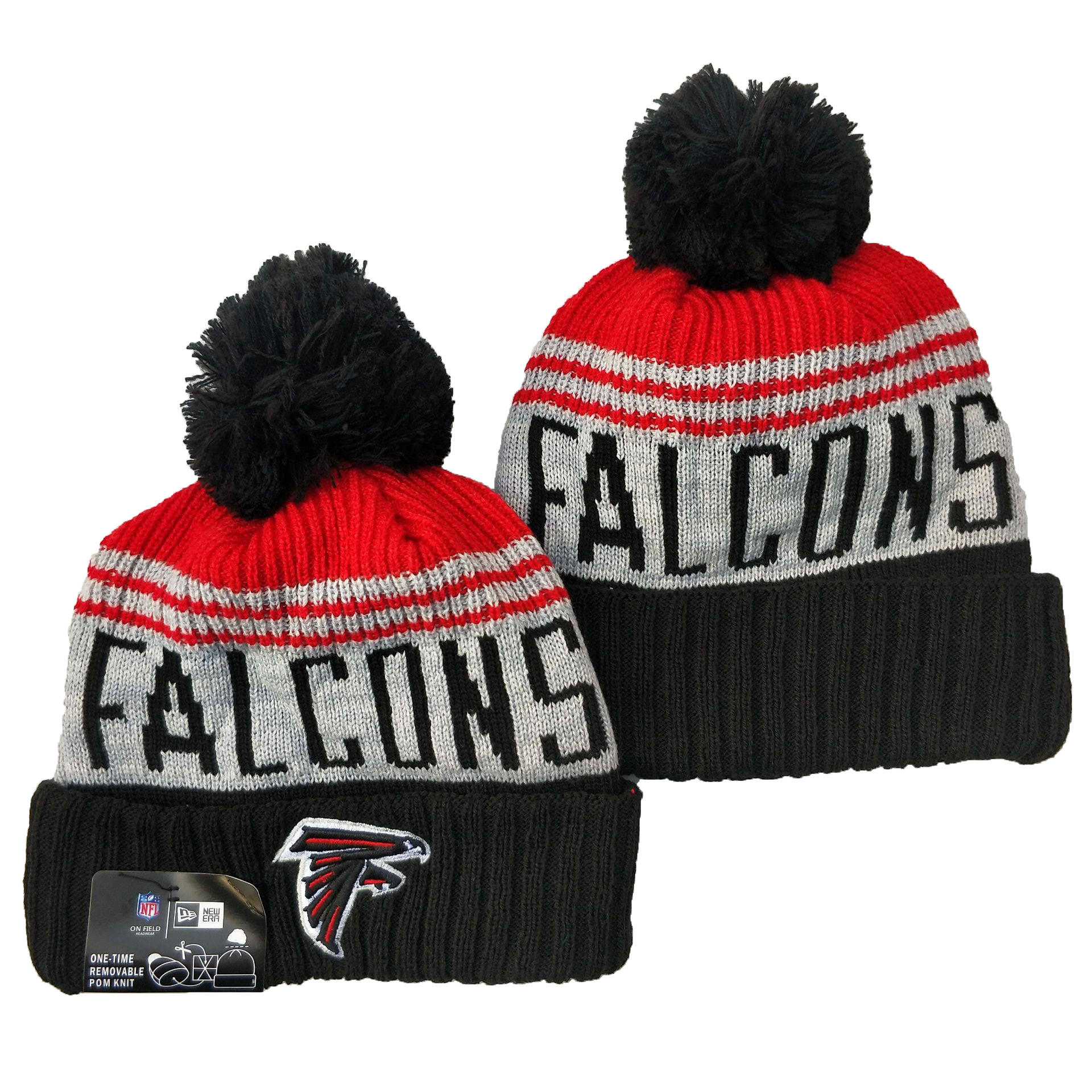 Atlanta Falcons Knit Hats 063