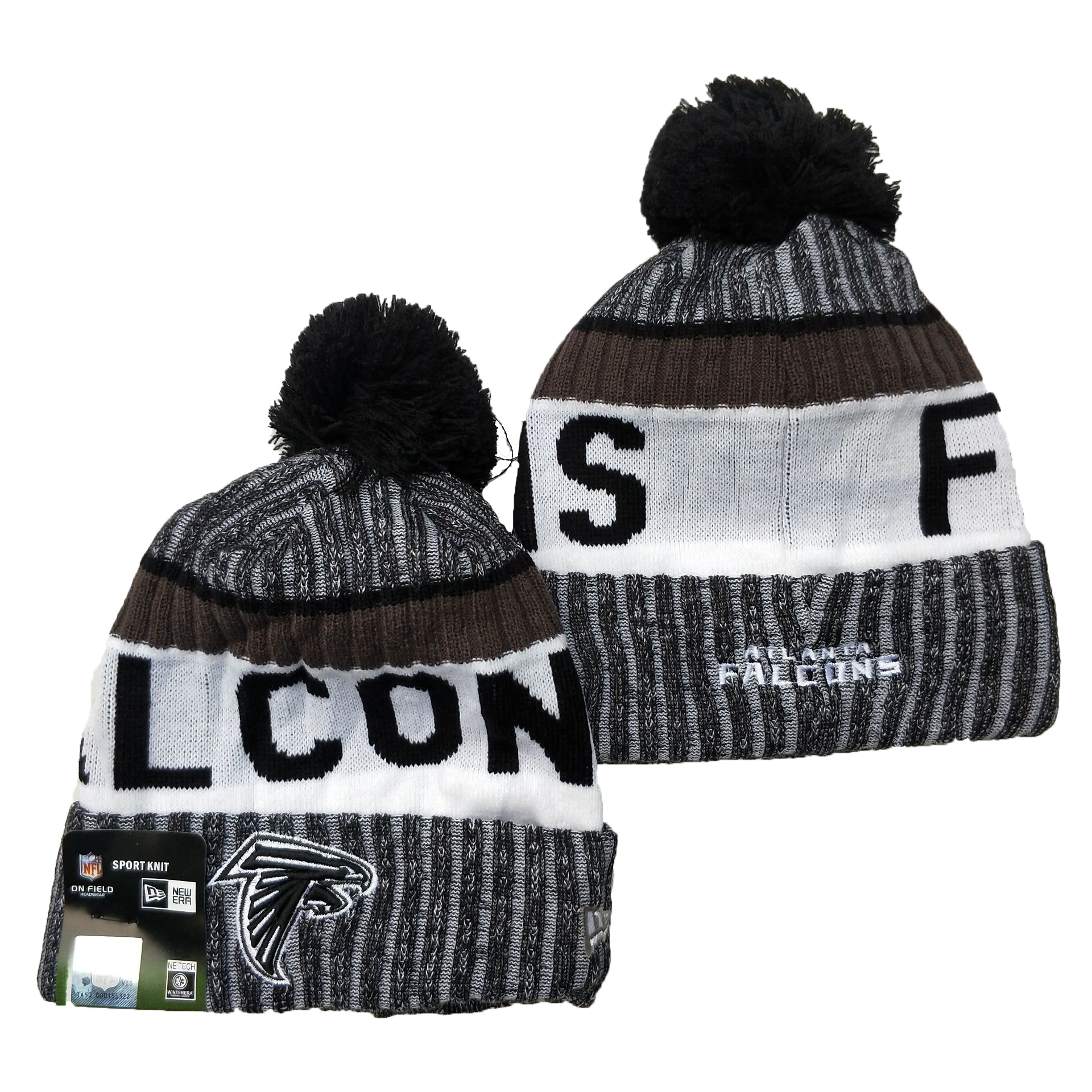 Atlanta Falcons Knit Hats 062