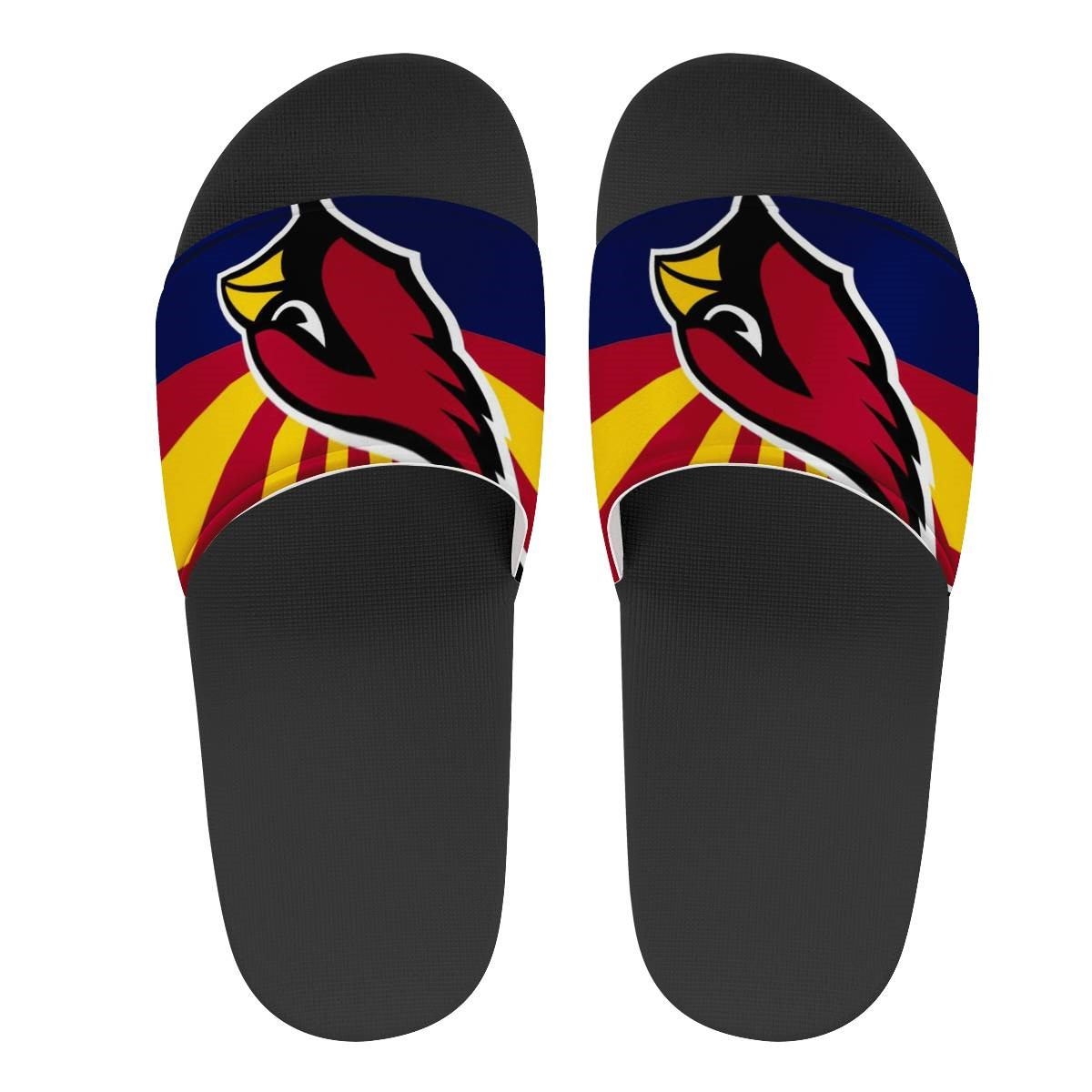Men's Arizona Cardinals Flip Flops 001