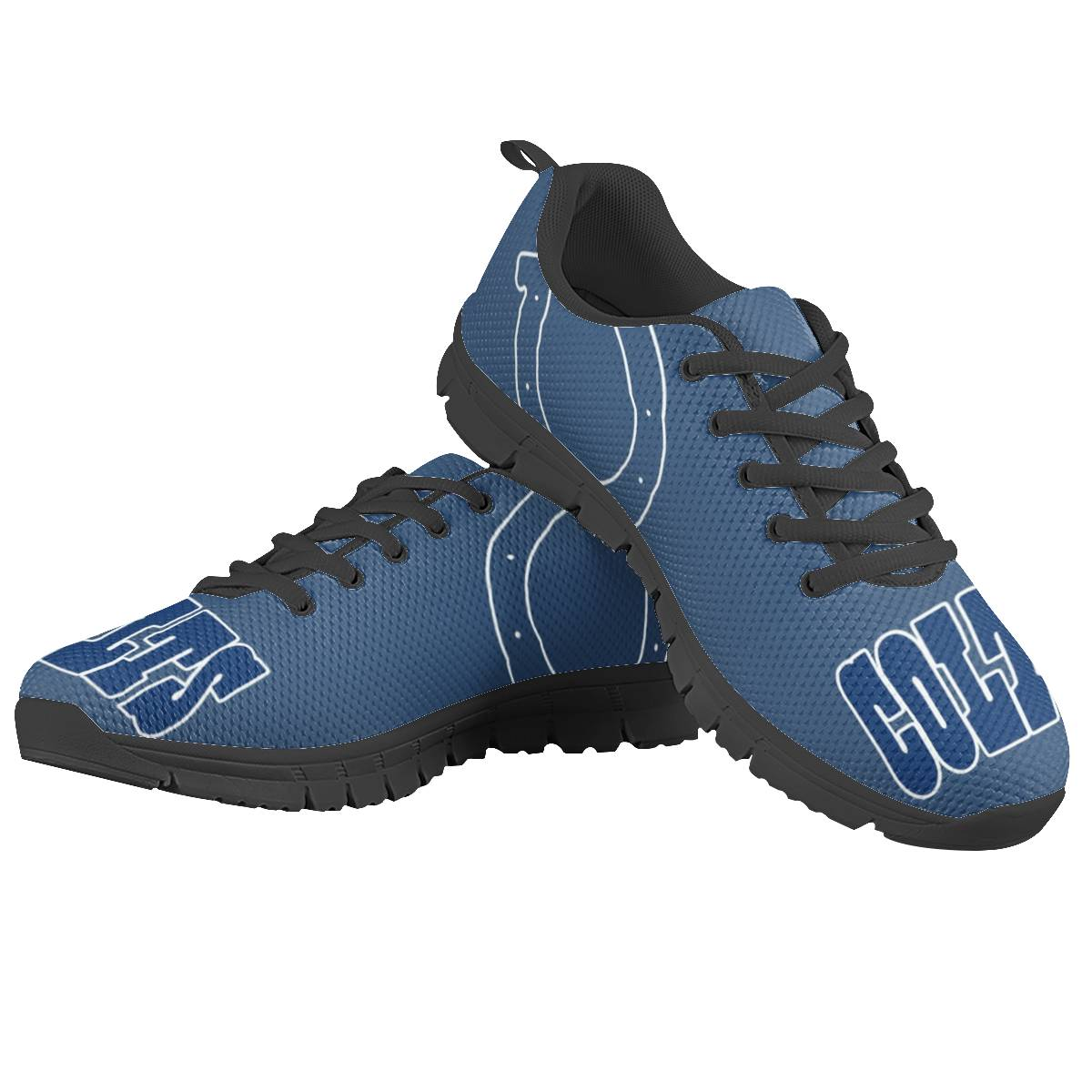 Women's Indianapolis Colts AQ Running Shoes 003