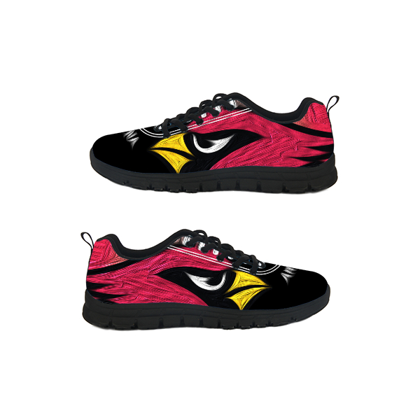 Women's Arizona Cardinals AQ Running NFL Shoes 002