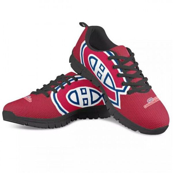 Men's Montreal Canadiens AQ Running Shoes 001
