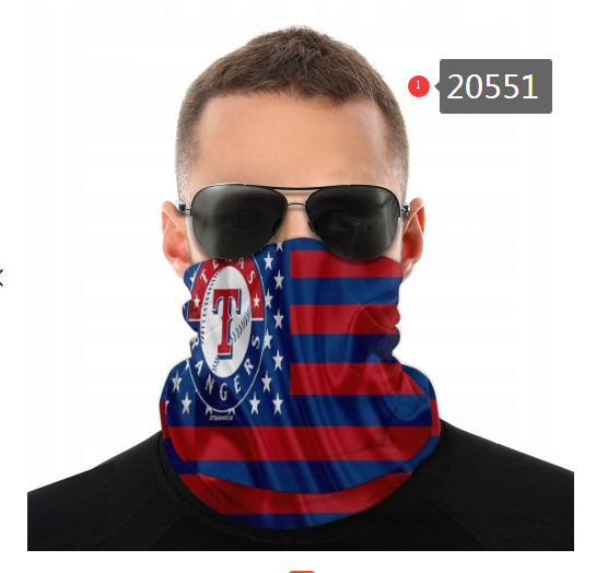 Texas Rangers Variety Face Scarf 20551(Pls check description for details)