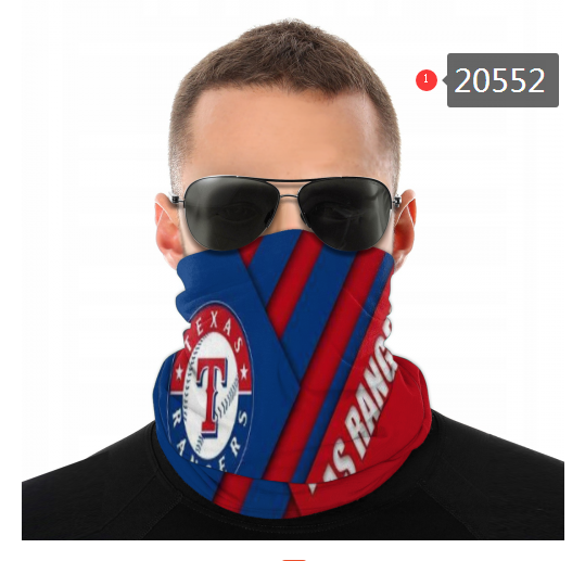 Texas Rangers Variety Face Scarf 20552(Pls check description for details)
