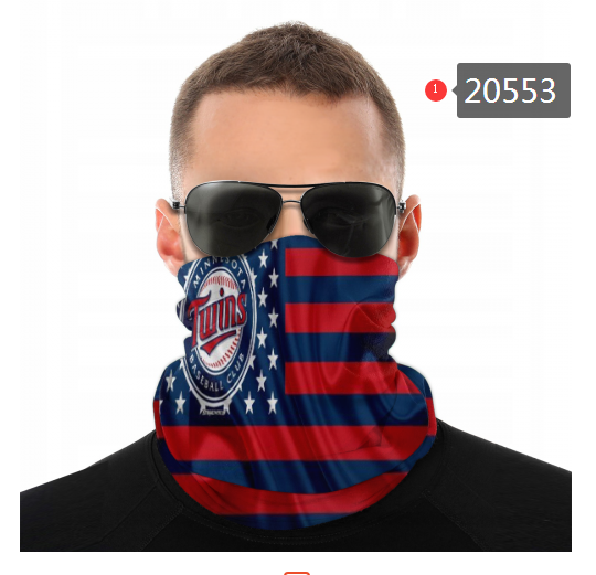Minnesota Twins Variety Face Scarf 20553(Pls check description for details)