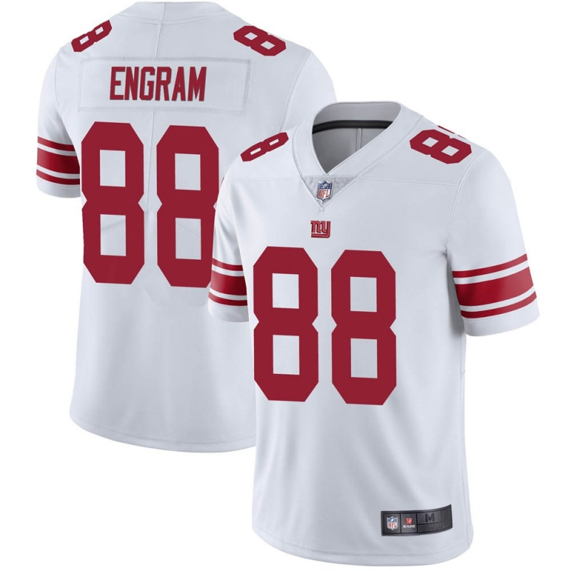 Men's New York Giants #88 Evan Engram White Vapor Untouchable Player Limited Jersey