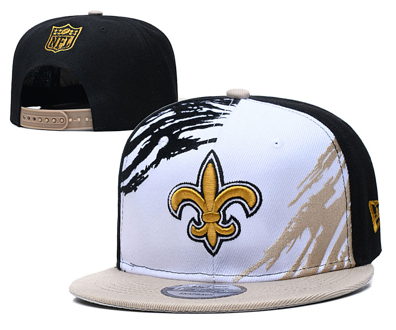 New Orleans Saints Stitched Snapback Hats 039