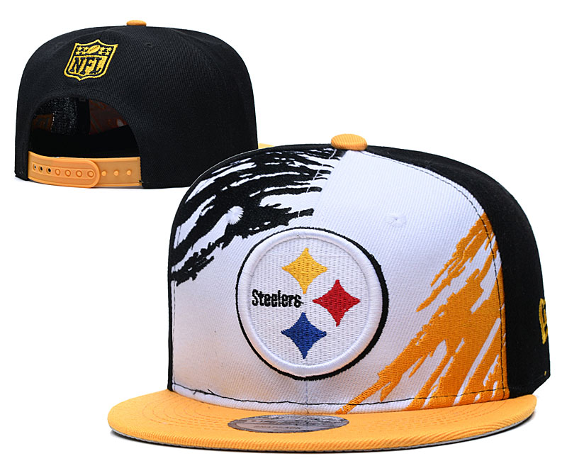 Pittsburgh Steelers Stitched Snapback Hats 047