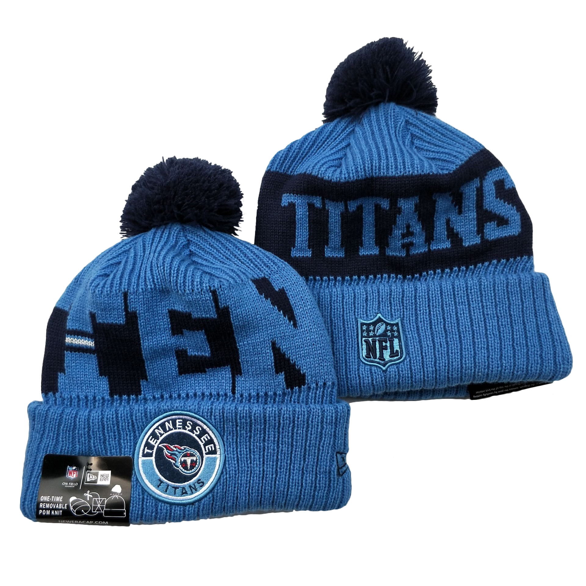 Tennessee Titans Knit Hats 033