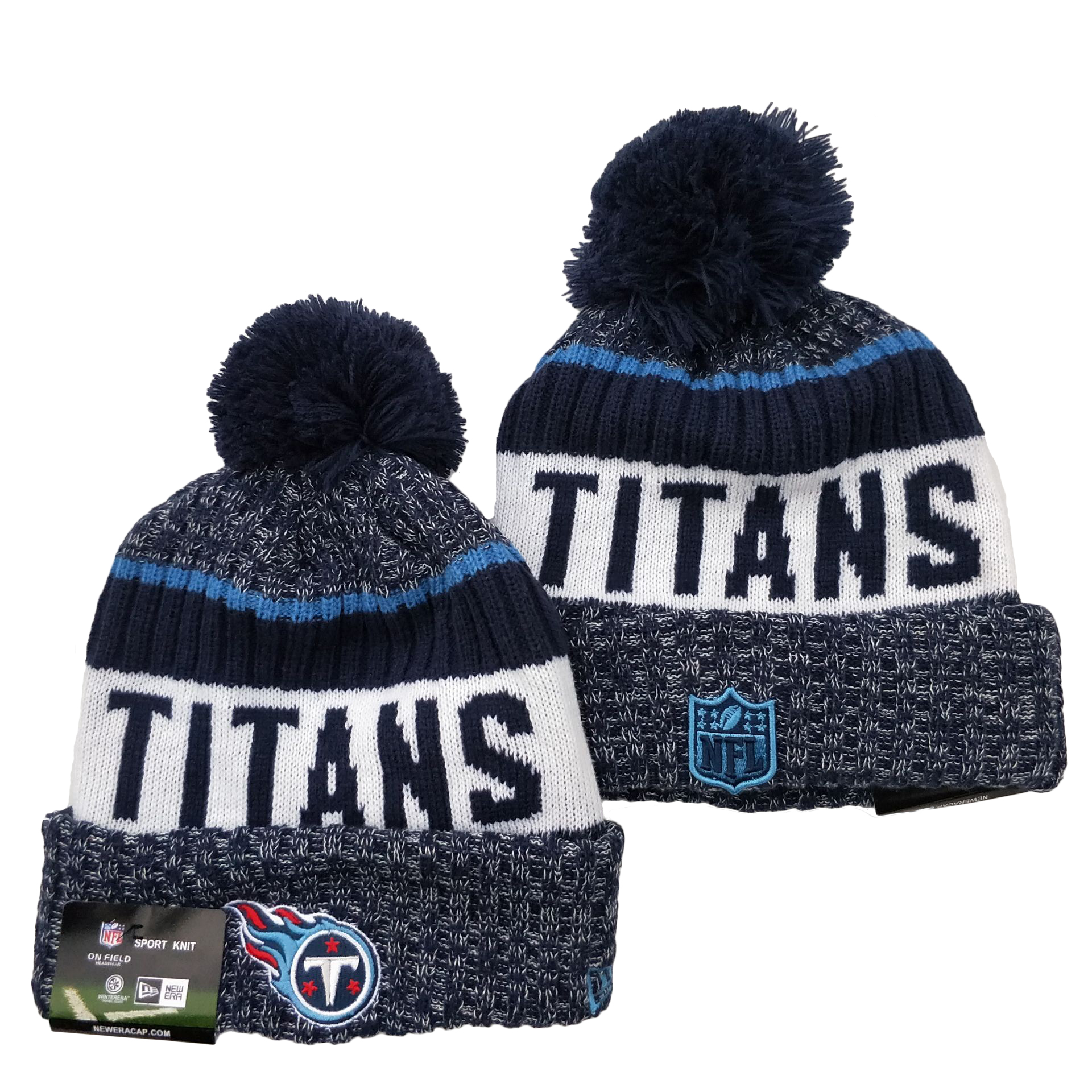 Tennessee Titans Knit Hats 029