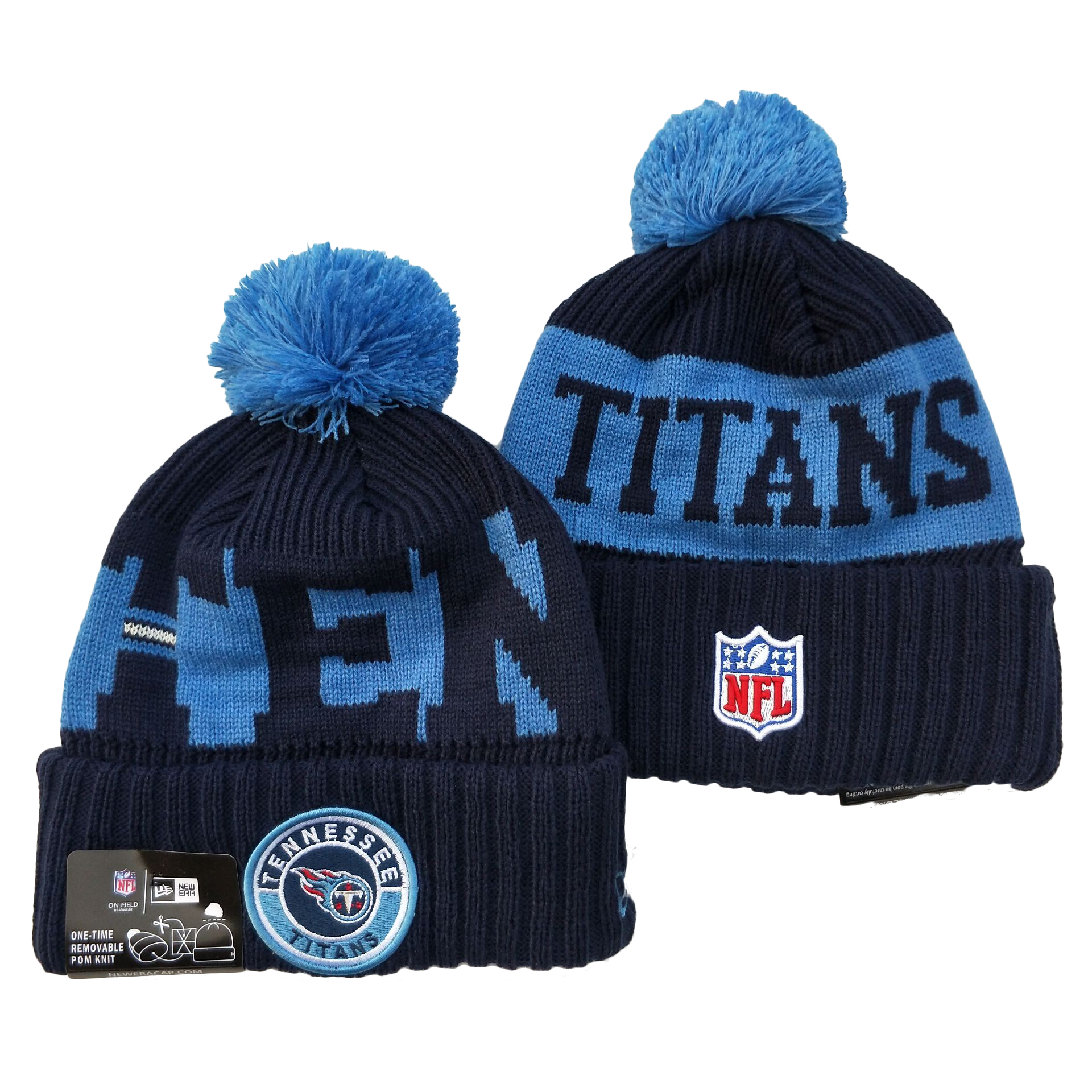Tennessee Titans Knit Hats 030