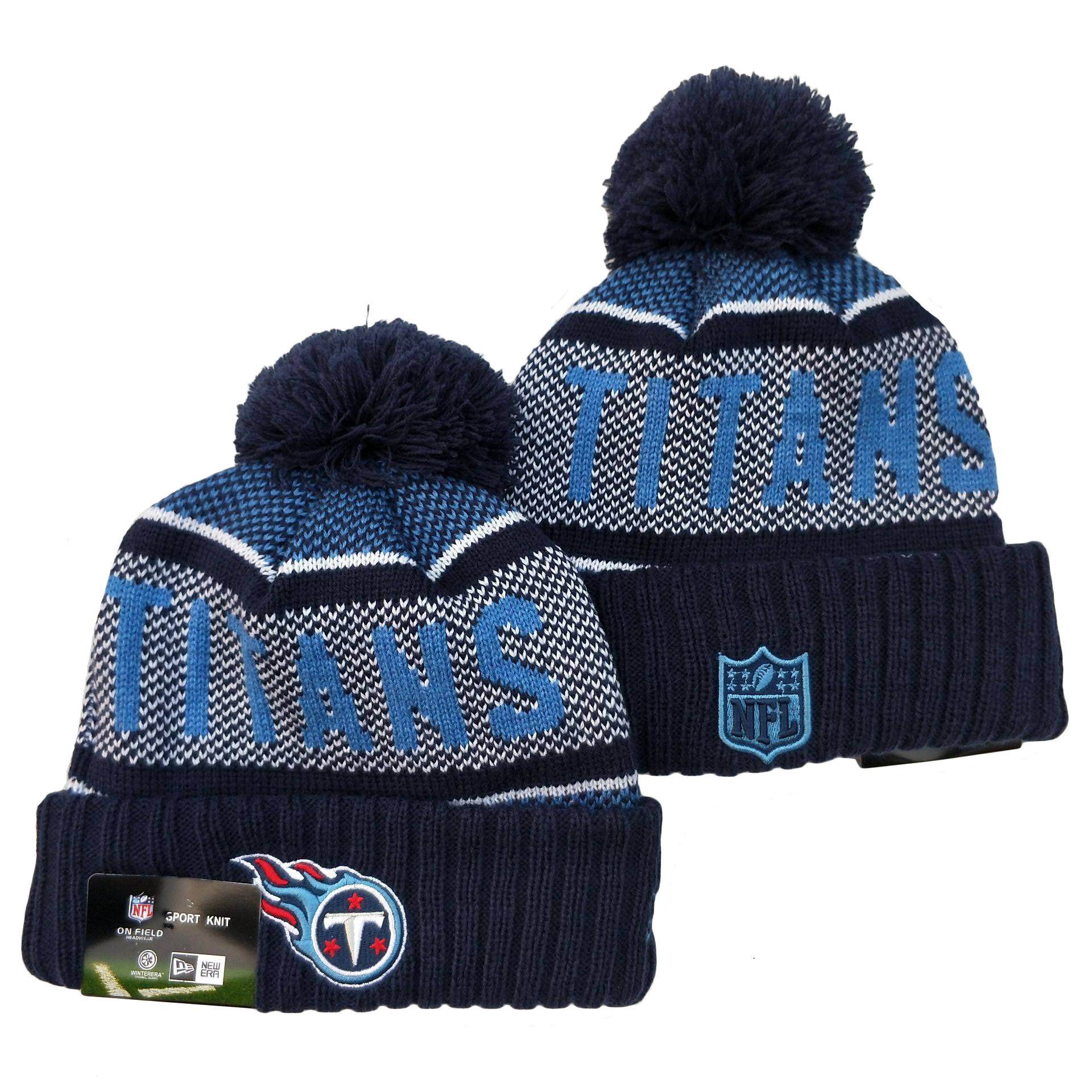Tennessee Titans Knit Hats 031