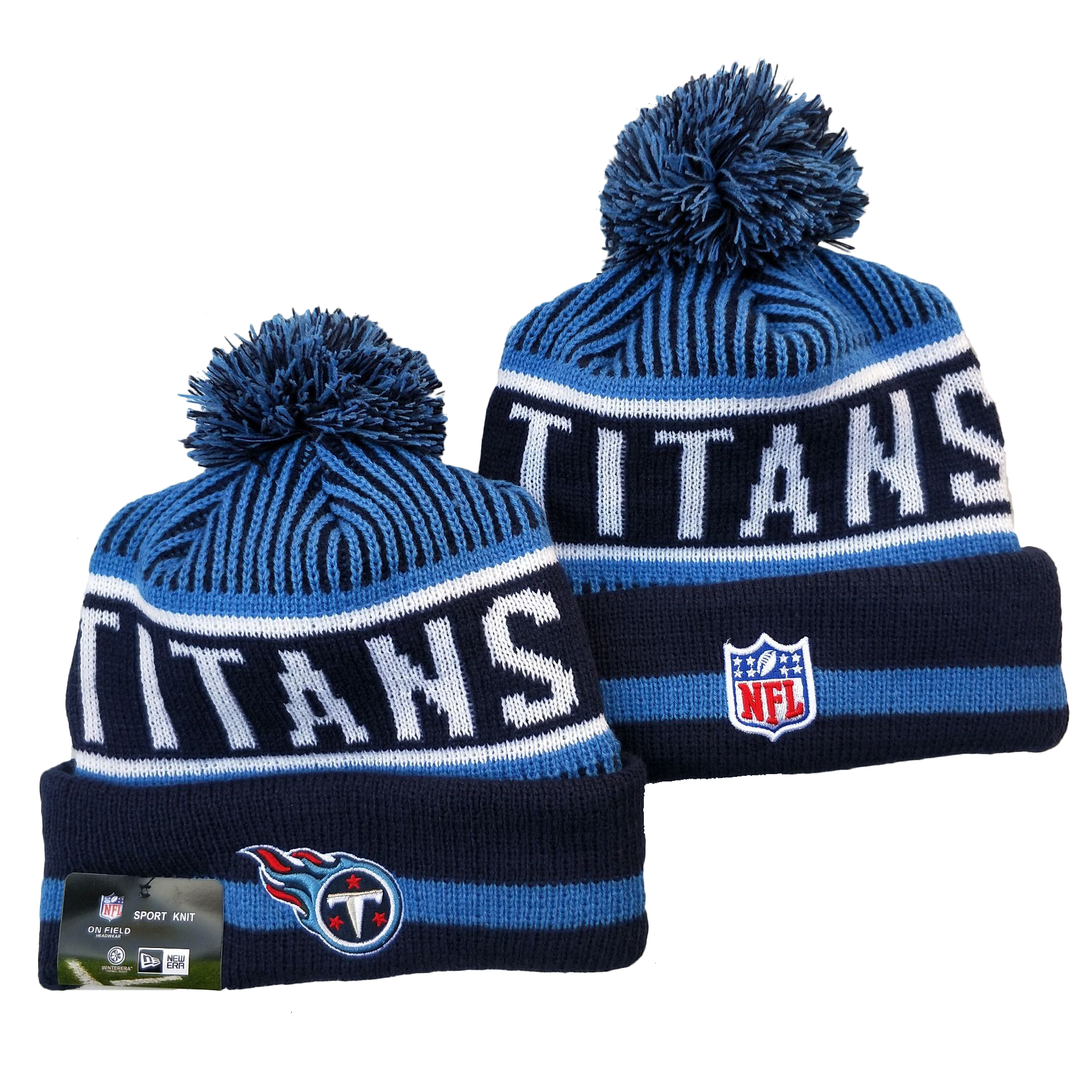Tennessee Titans Knit Hats 035
